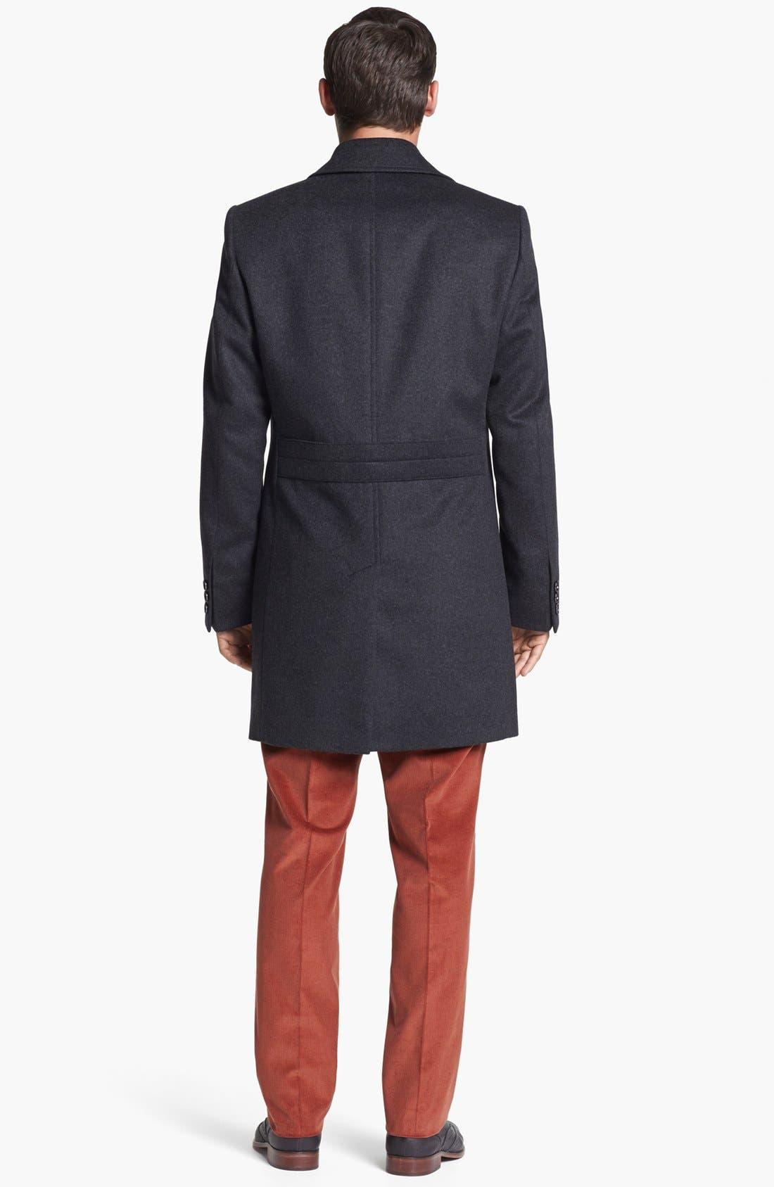 Alternate Image 4  - BOSS HUGO BOSS 'Task' Coat