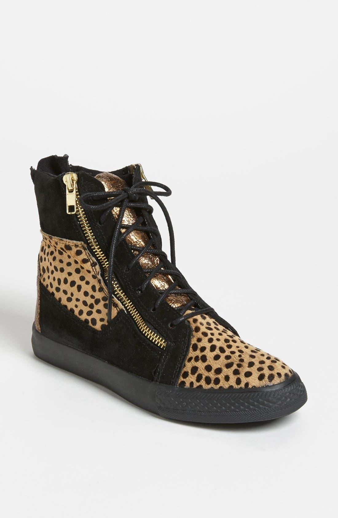 Alternate Image 1 Selected - Betsey Johnson 'Nathan' Sneaker