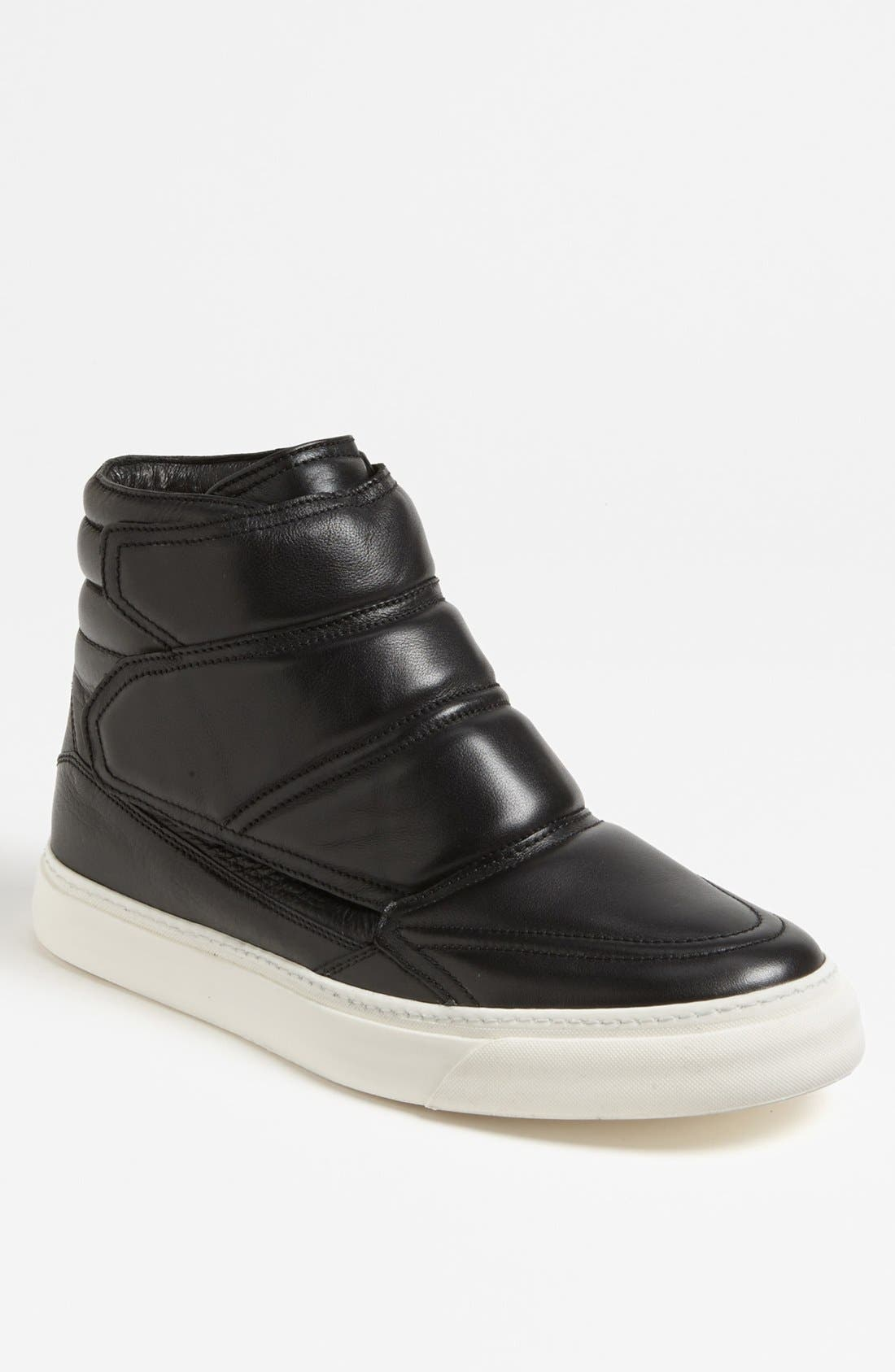 Alternate Image 1 Selected - McQ by Alexander McQueen Leather High Cut Sneaker