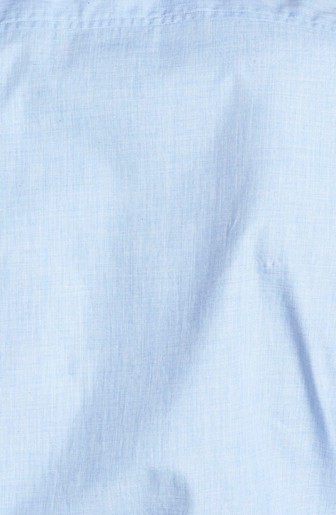 Alternate Image 3  - Michael Kors Regular Fit Sport Shirt