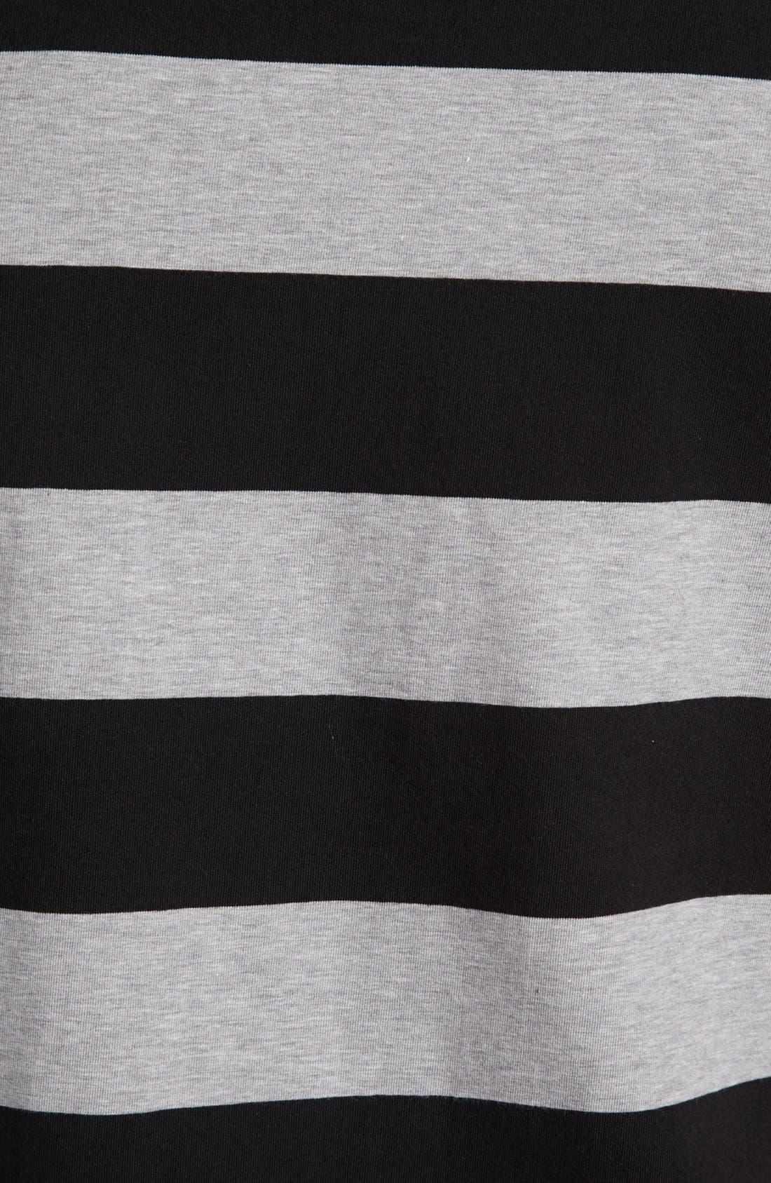 Alternate Image 3  - BOSS HUGO BOSS Stripe T-Shirt