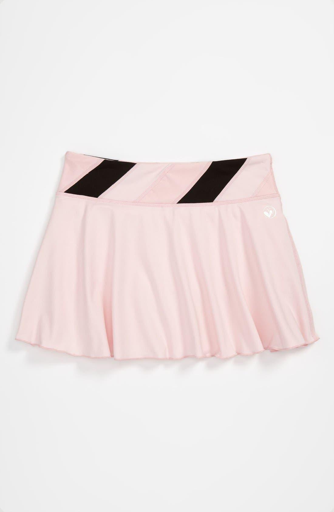 Alternate Image 1 Selected - Limeapple Scooter Skirt (Little Girls & Big Girls)