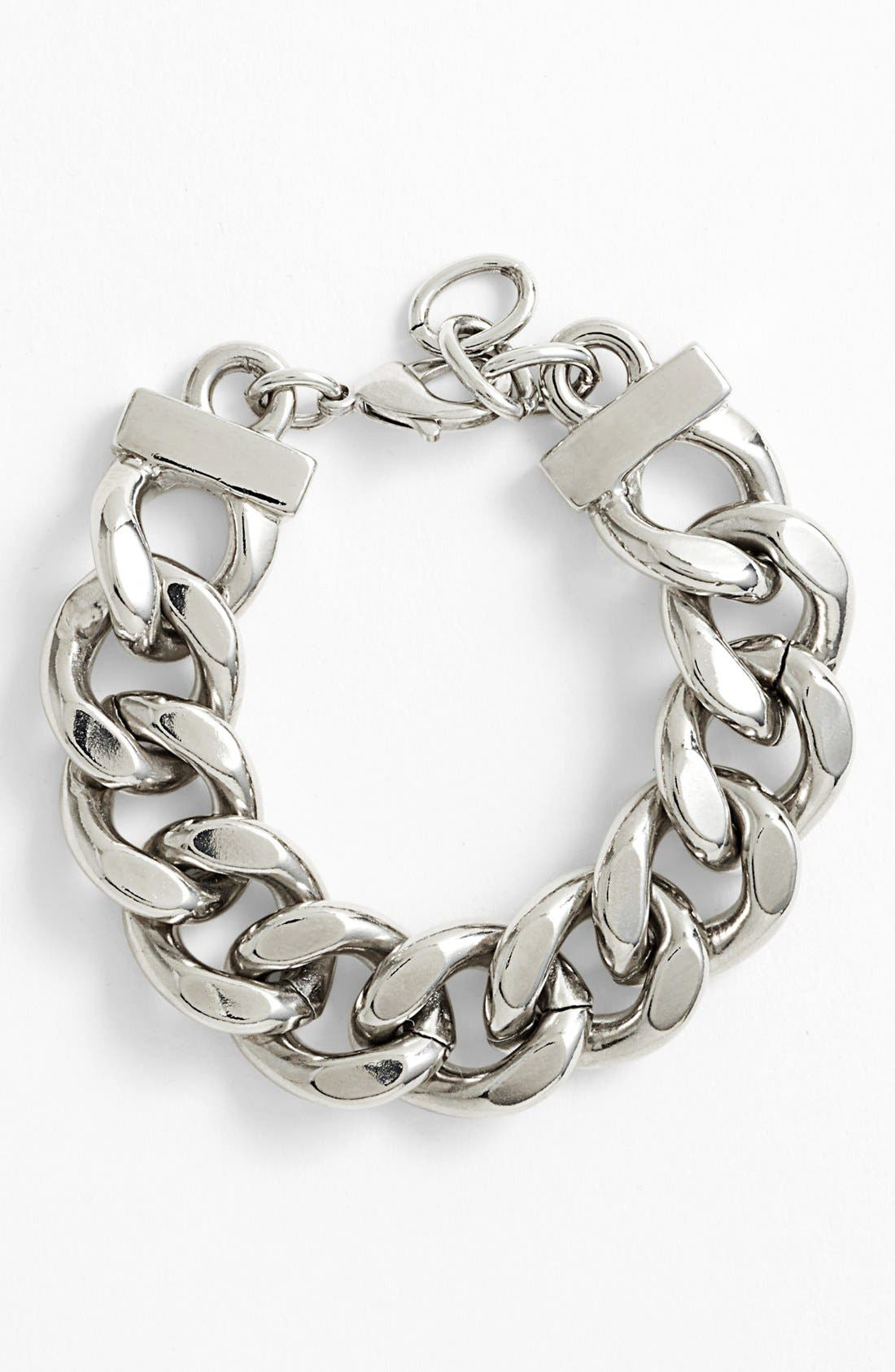 Alternate Image 1 Selected - Nordstrom Large Curb Link Bracelet