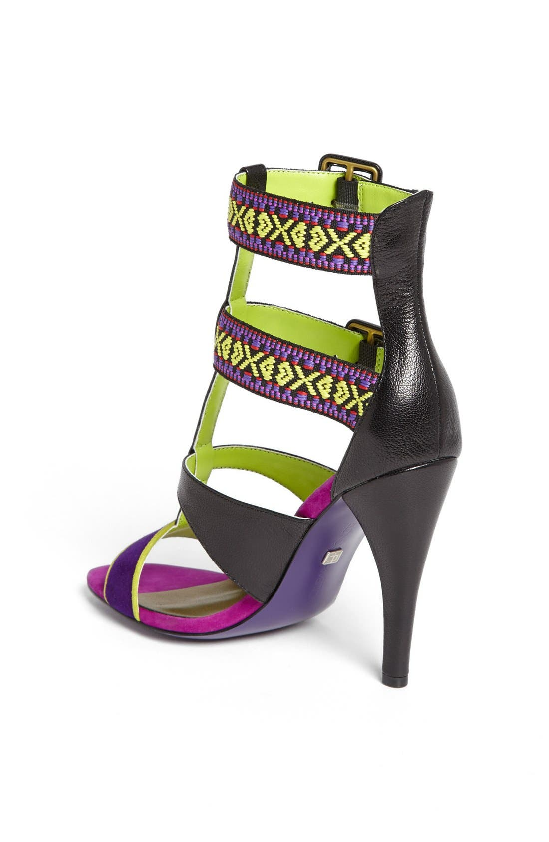 Alternate Image 2  - Blonde Ambition 'Rica' Sandal