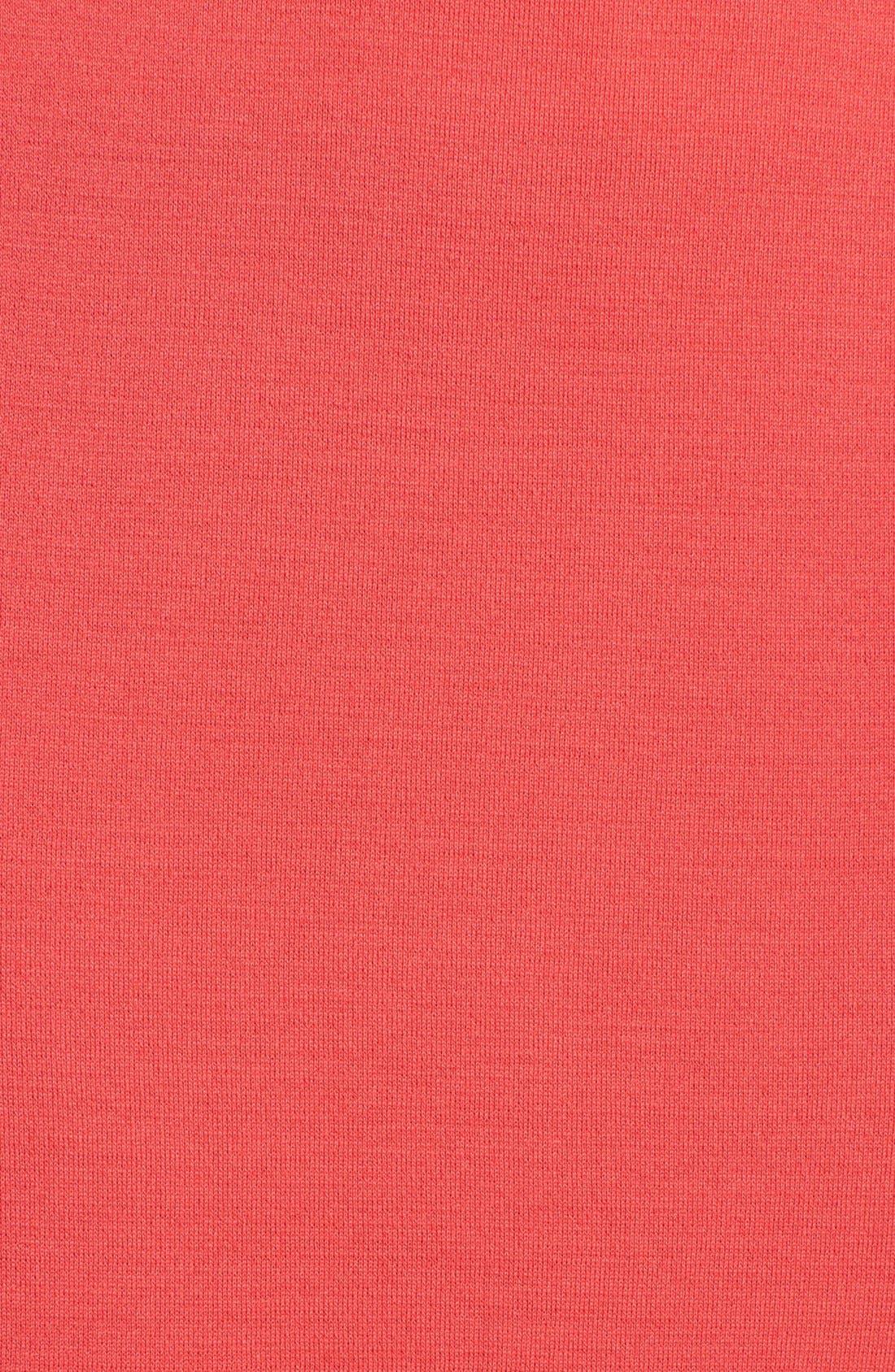 Alternate Image 5  - St. John Collection Flounce Hem Milano Knit Pencil Skirt
