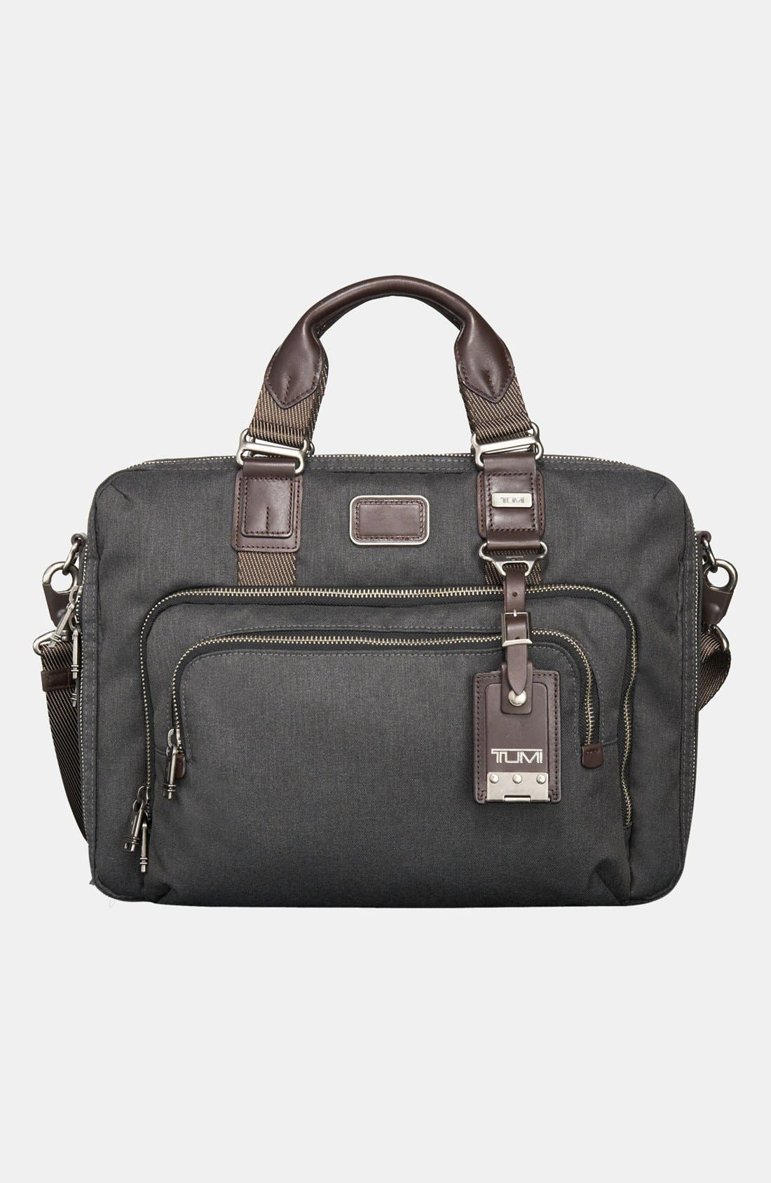 Alternate Image 1 Selected - Tumi 'Alpha Bravo - Yuma' Slim Briefcase