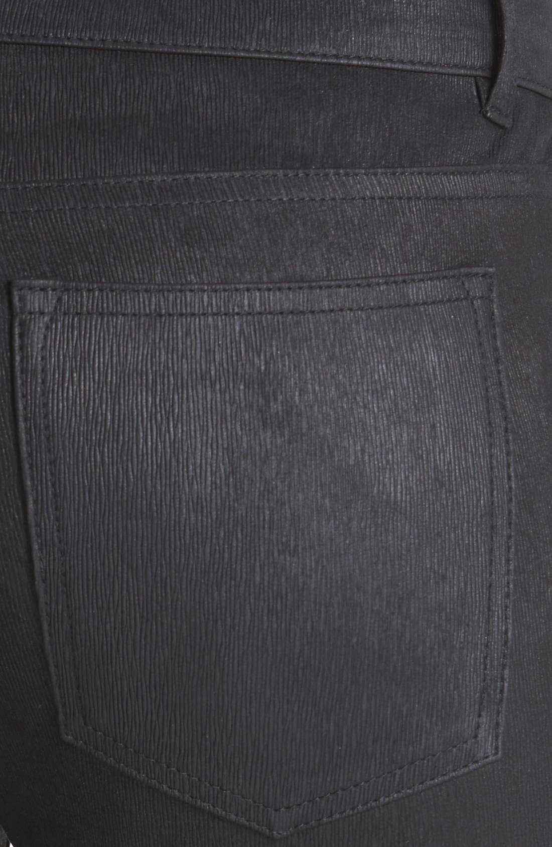 Alternate Image 3  - Vince Embossed Leather Pants