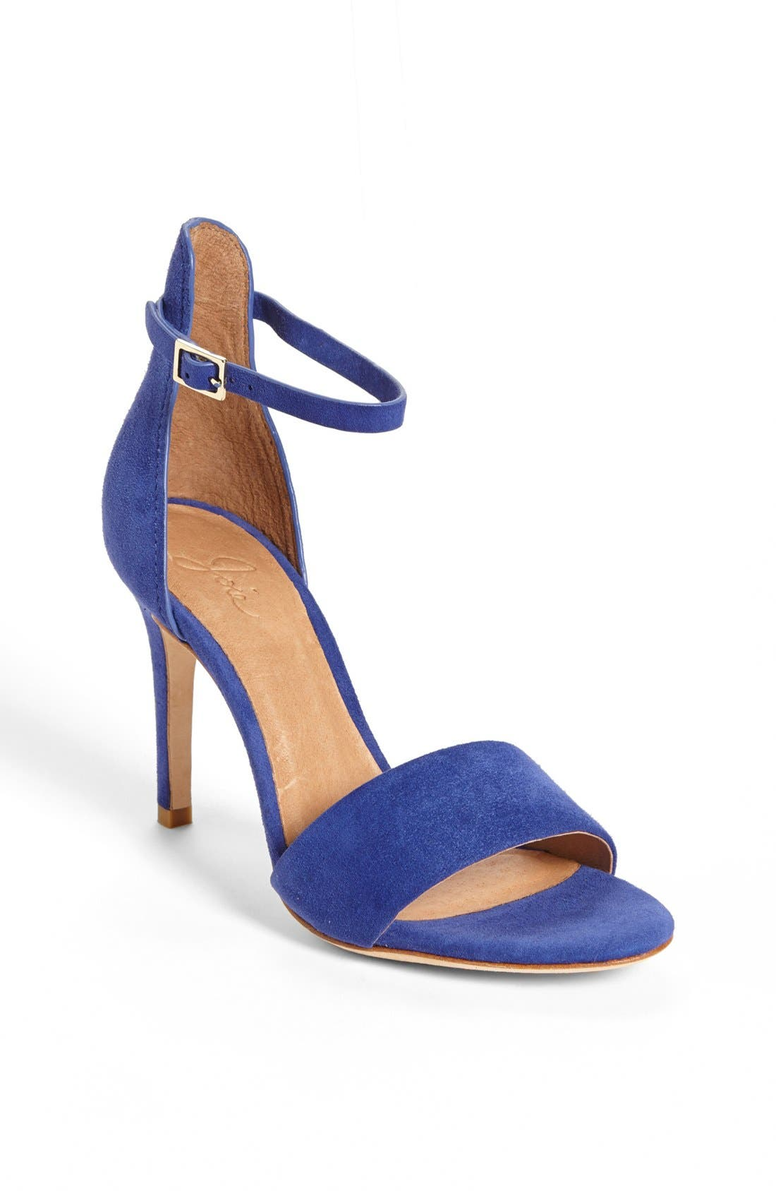 Alternate Image 1 Selected - Joie 'Jaclyn' Suede Sandal