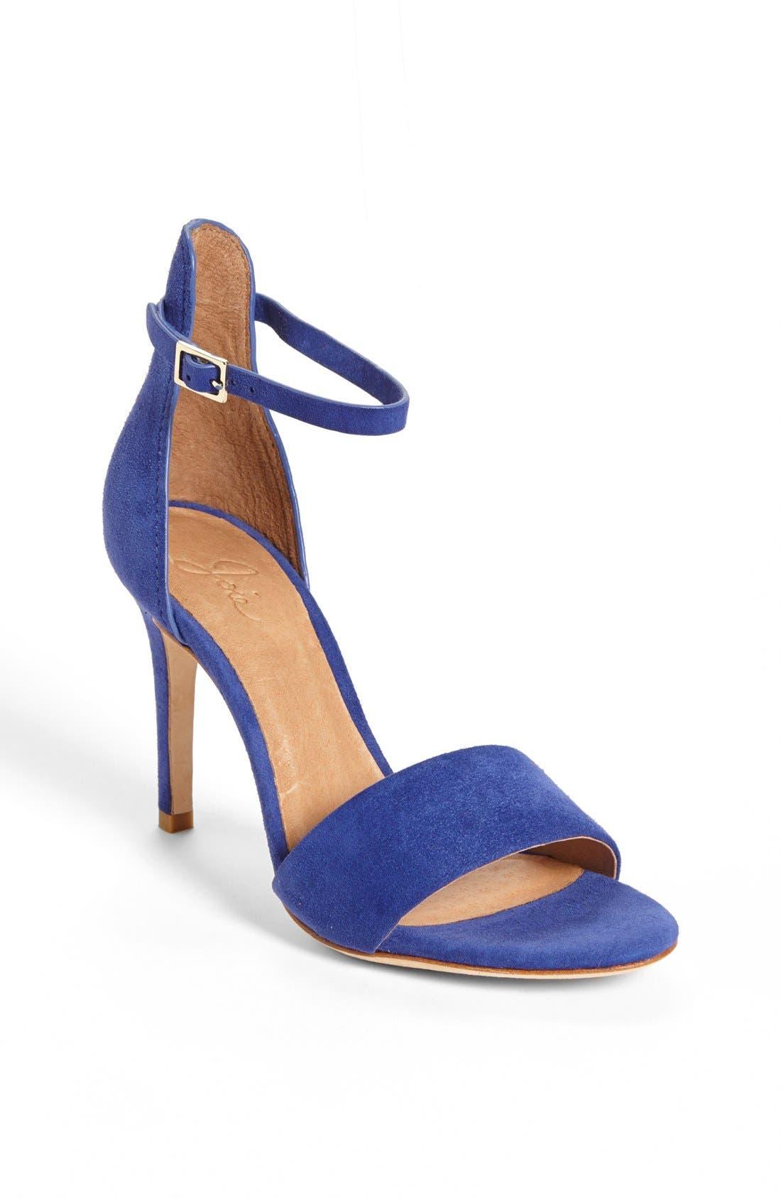 Main Image - Joie 'Jaclyn' Suede Sandal