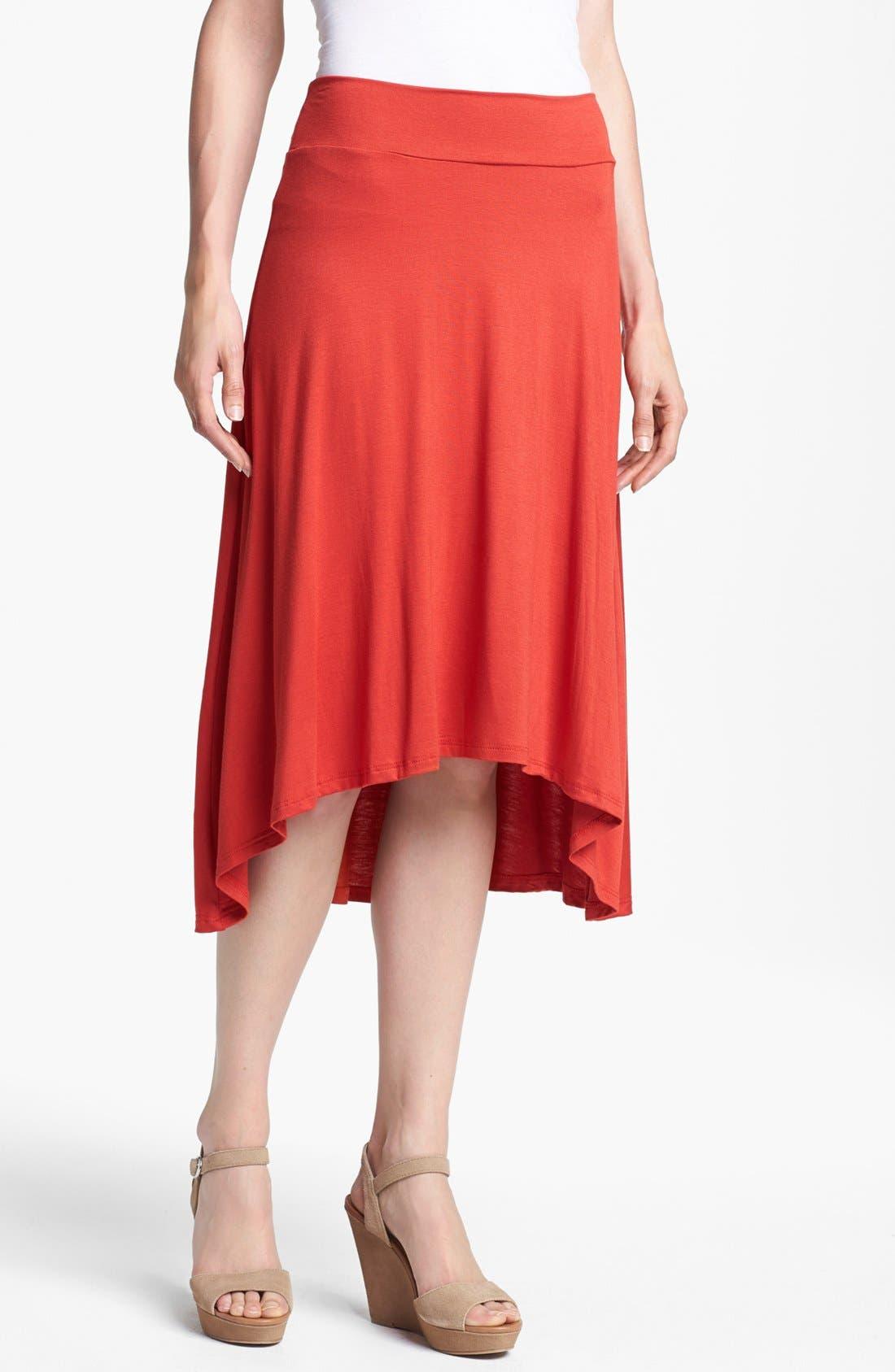 Main Image - MOD.lusive High/Low Skirt