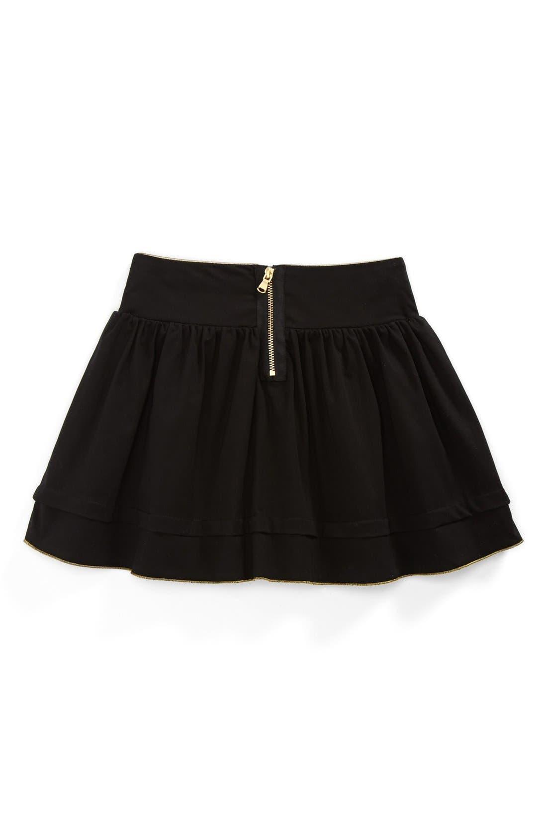 Alternate Image 2  - LITTLE MARC JACOBS Skirt (Toddler Girls, Little Girls & Big Girls)