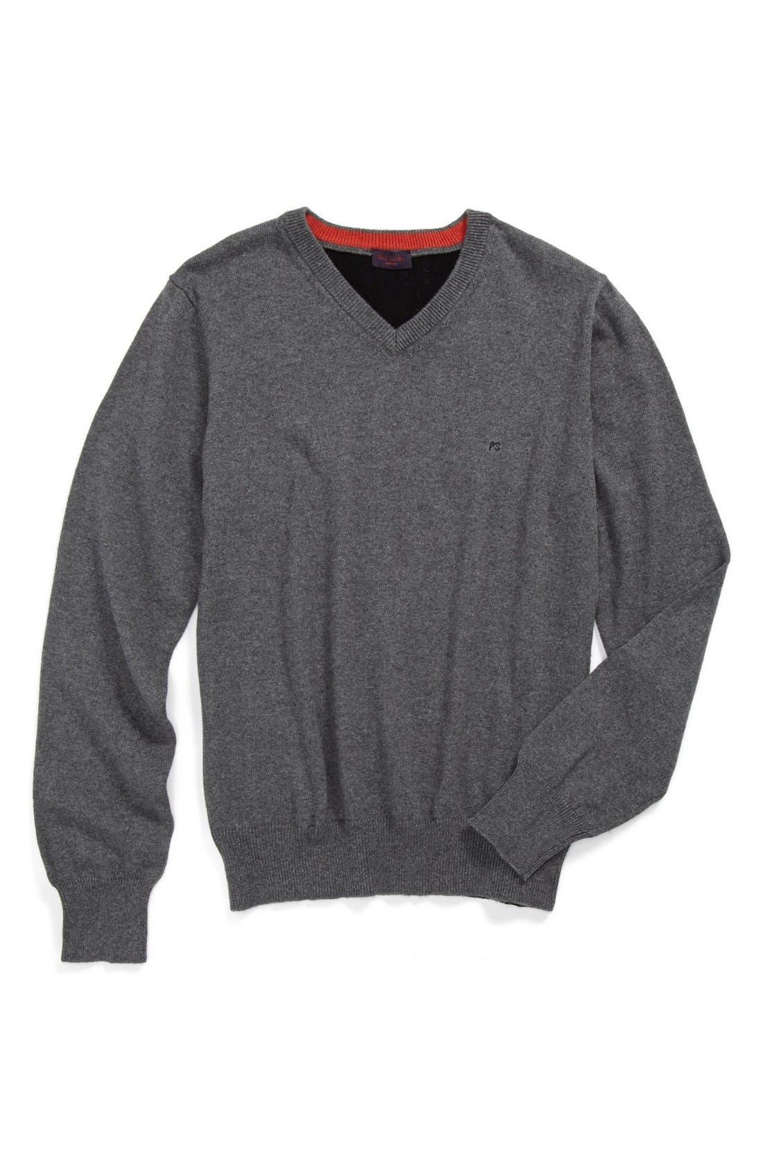 Alternate Image 1 Selected - Paul Smith Junior Sweater (Toddler Boys)