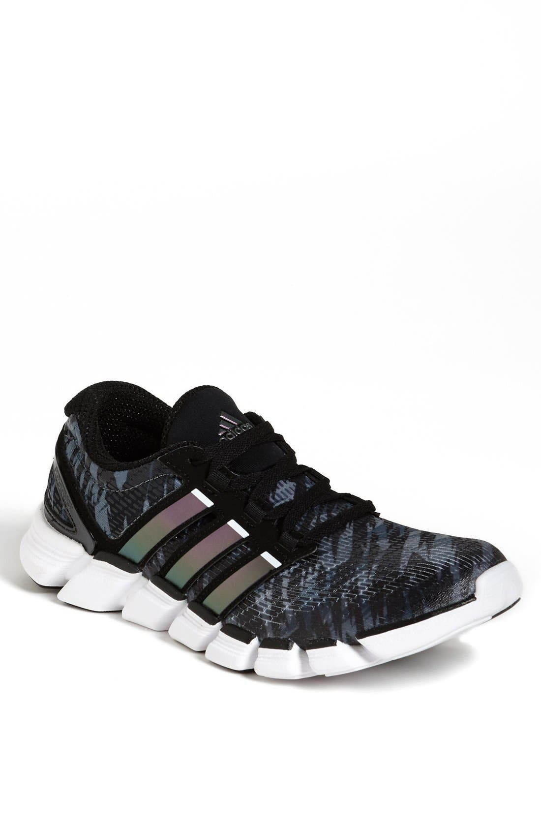 Alternate Image 1 Selected - adidas 'adiPure CrazyQuick' Running Shoe (Men)