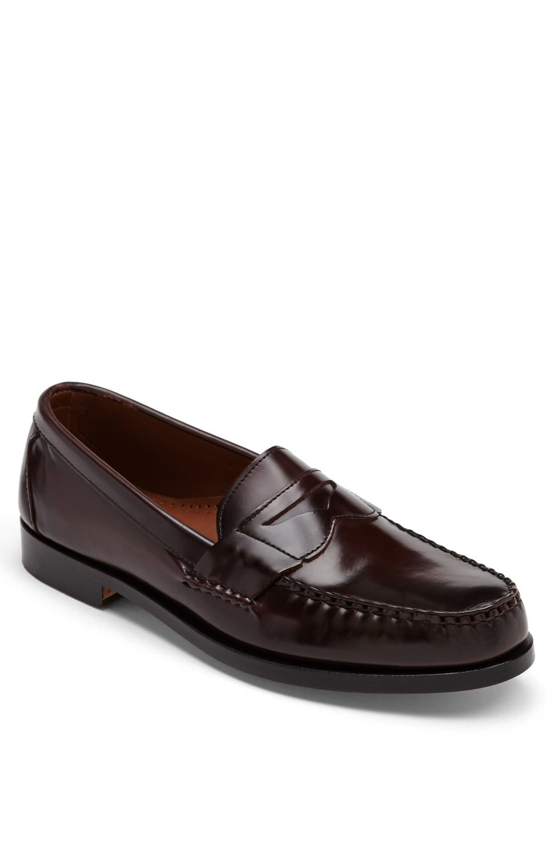 Alternate Image 1 Selected - Allen Edmonds 'Walden' Loafer (Men)