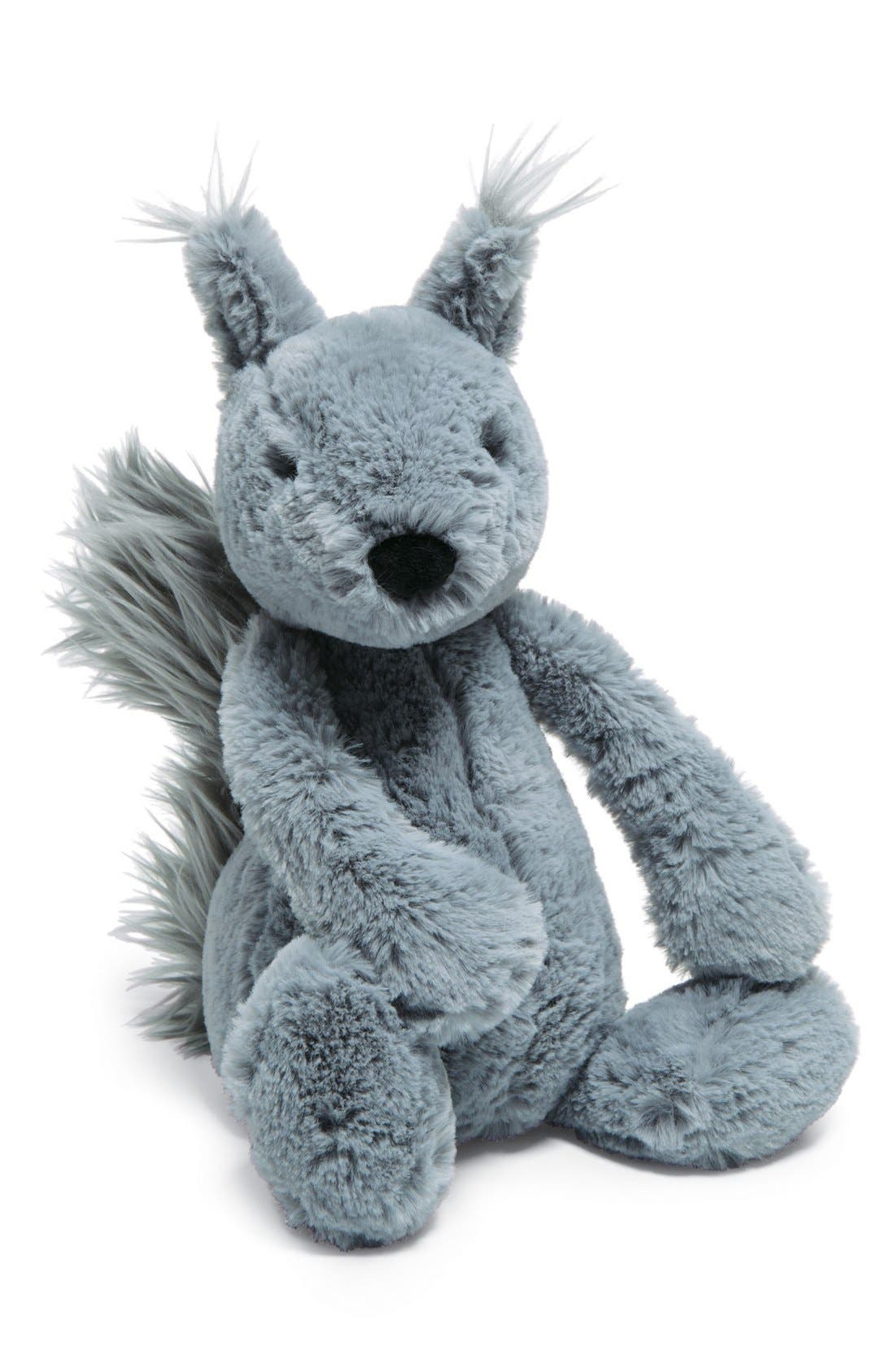 Alternate Image 1 Selected - Jellycat 'Woodland Babe - Squirrel' Stuffed Animal