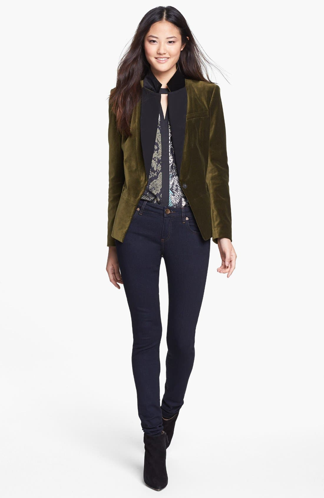 Alternate Image 4  - Kenneth Cole New York 'Maude' Blouse