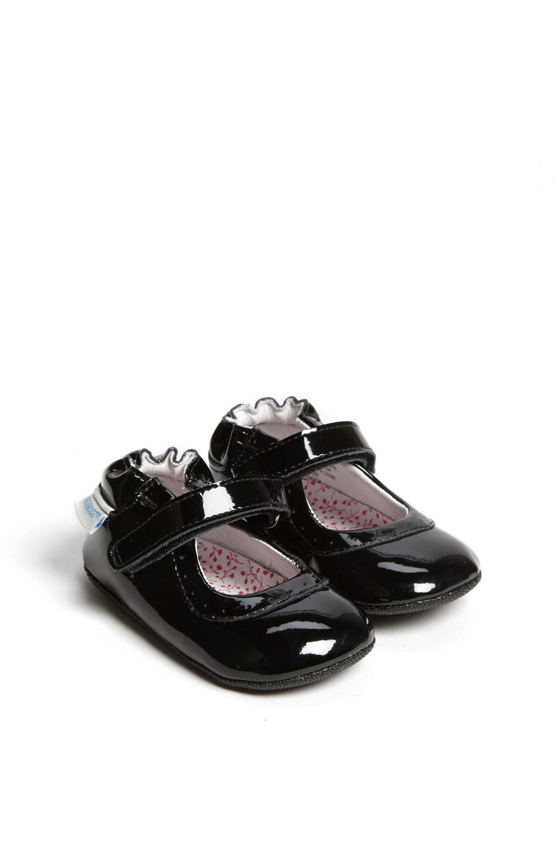 Alternate Image 1 Selected - Robeez® Mini Shoez 'Gracie' Mary Jane (Baby & Walker)