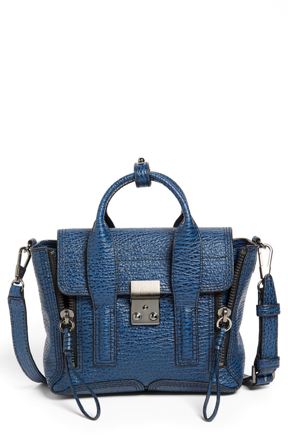 Alternate Image 1 Selected - 3.1 Phillip Lim 'Mini Pashli' Leather Satchel