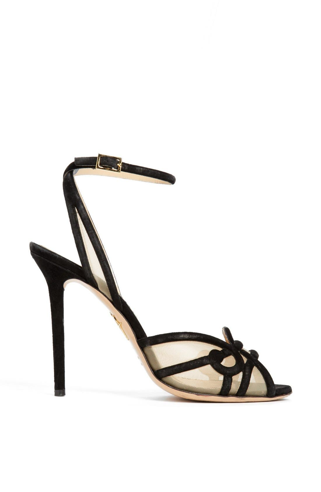 Alternate Image 4  - Charlotte Olympia 'Sugar' High Strap Sandal