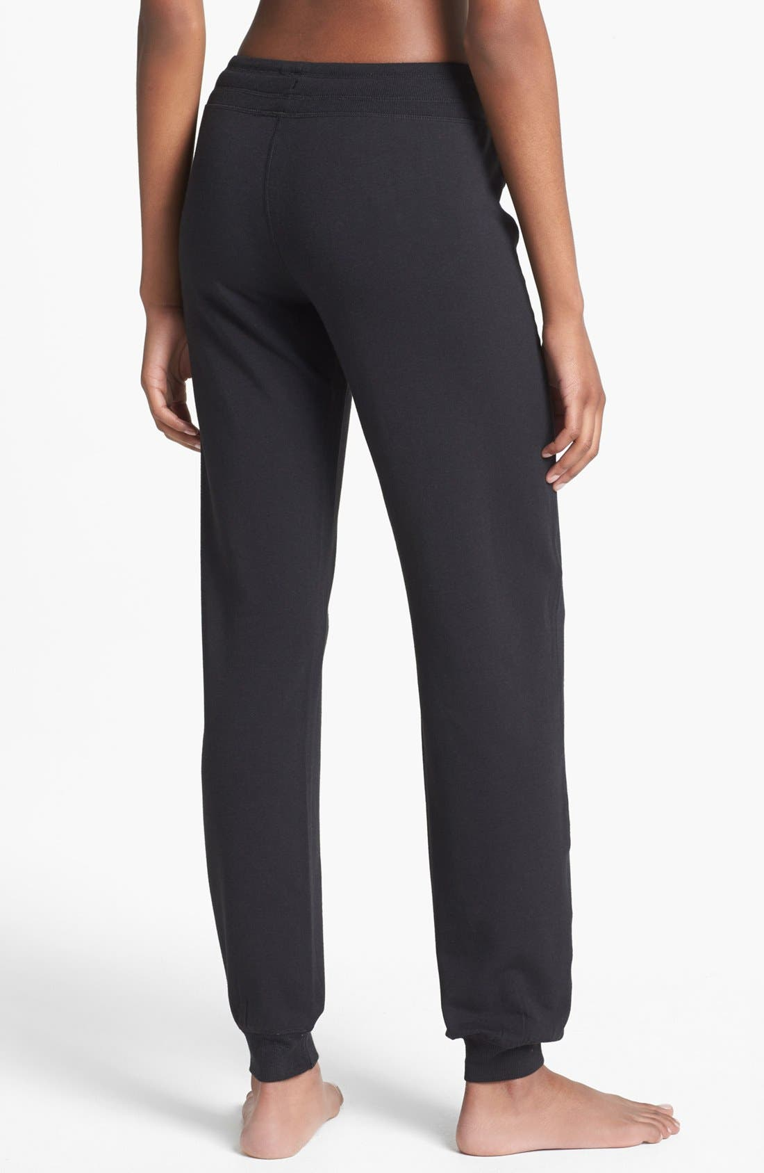 Alternate Image 2  - Alo 'Cozy' Slim Sweatpants