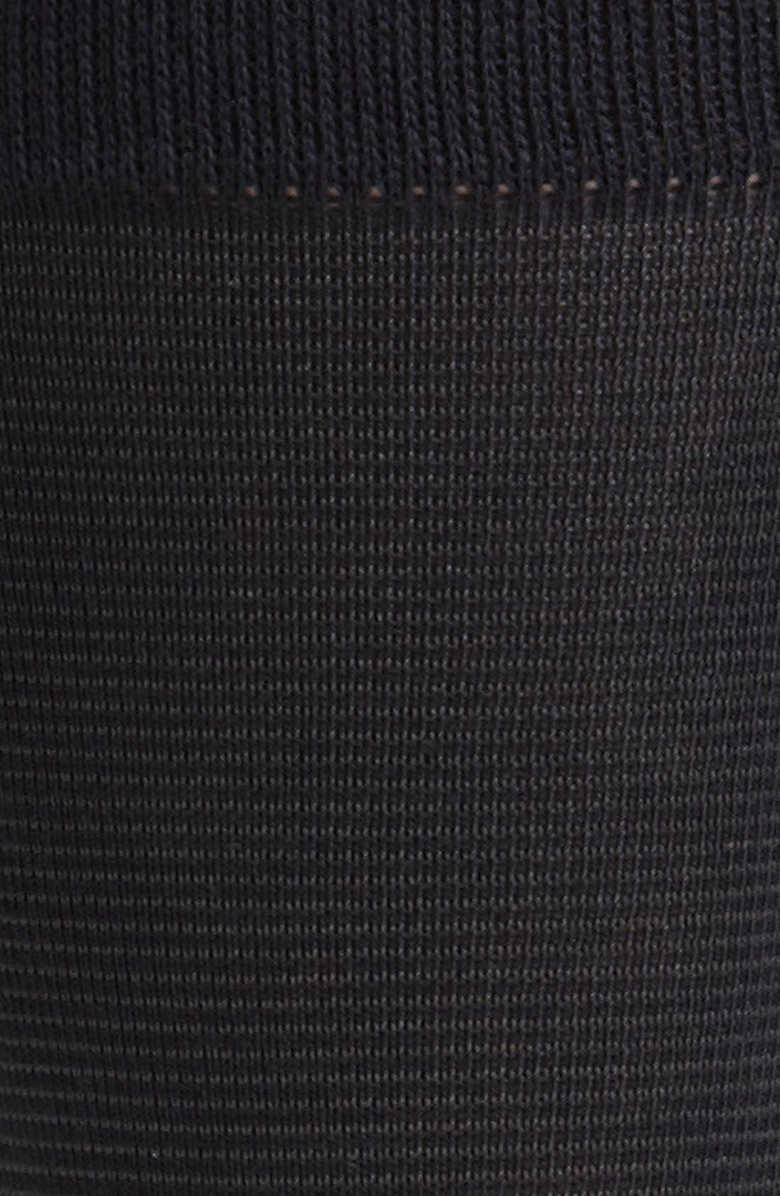 Alternate Image 2  - Cole Haan Stripe Socks