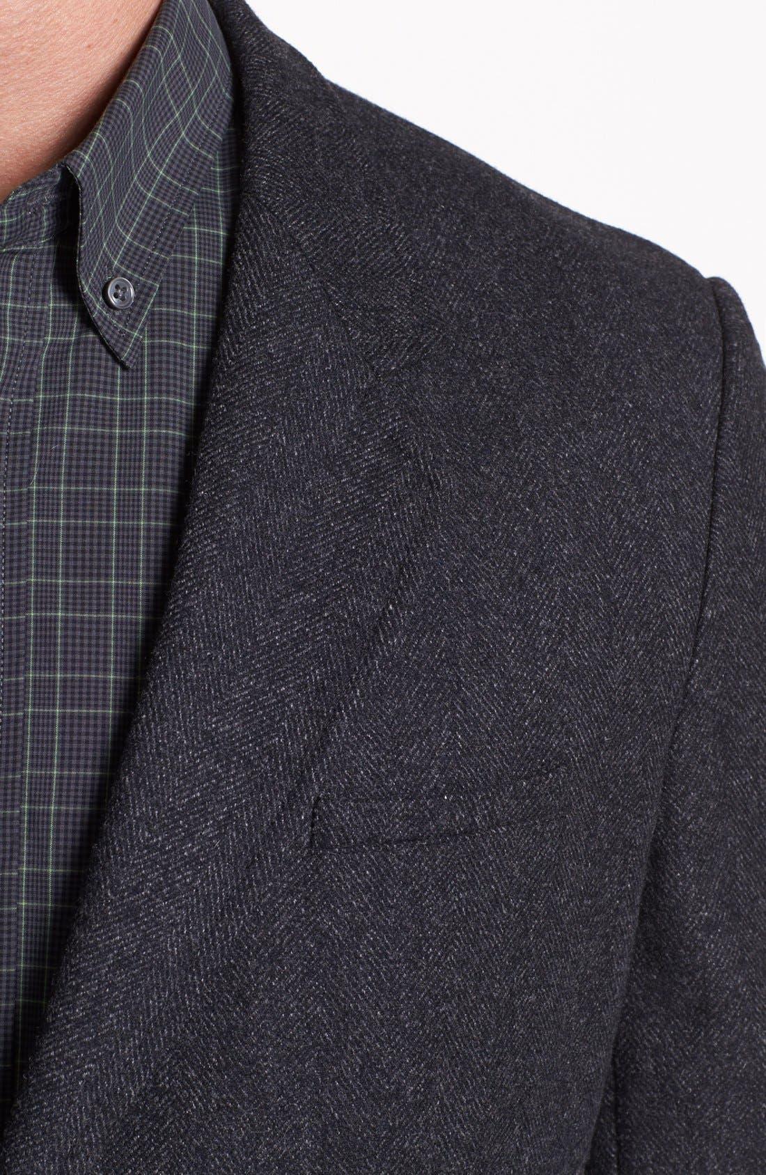 Alternate Image 3  - Cutter & Buck 'Tavern Law' Sportcoat (Big & Tall)