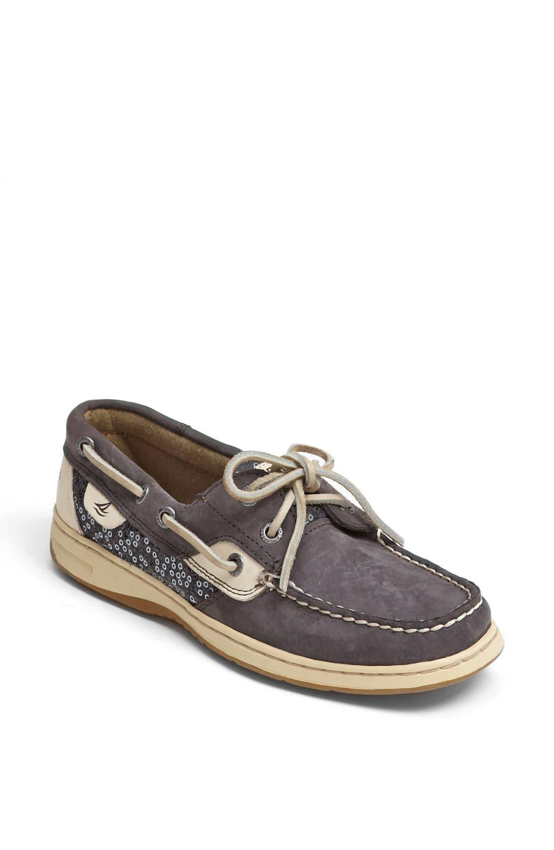 Alternate Image 1 Selected - Sperry Top-Sider® 'Bluefish 2-Eye' Boat Shoe (Women)