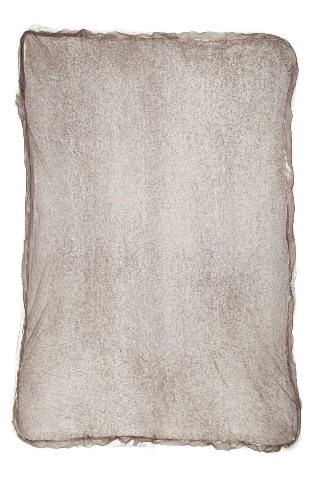 Alternate Image 2  - La Fiorentina Silk & Cashmere Wrap