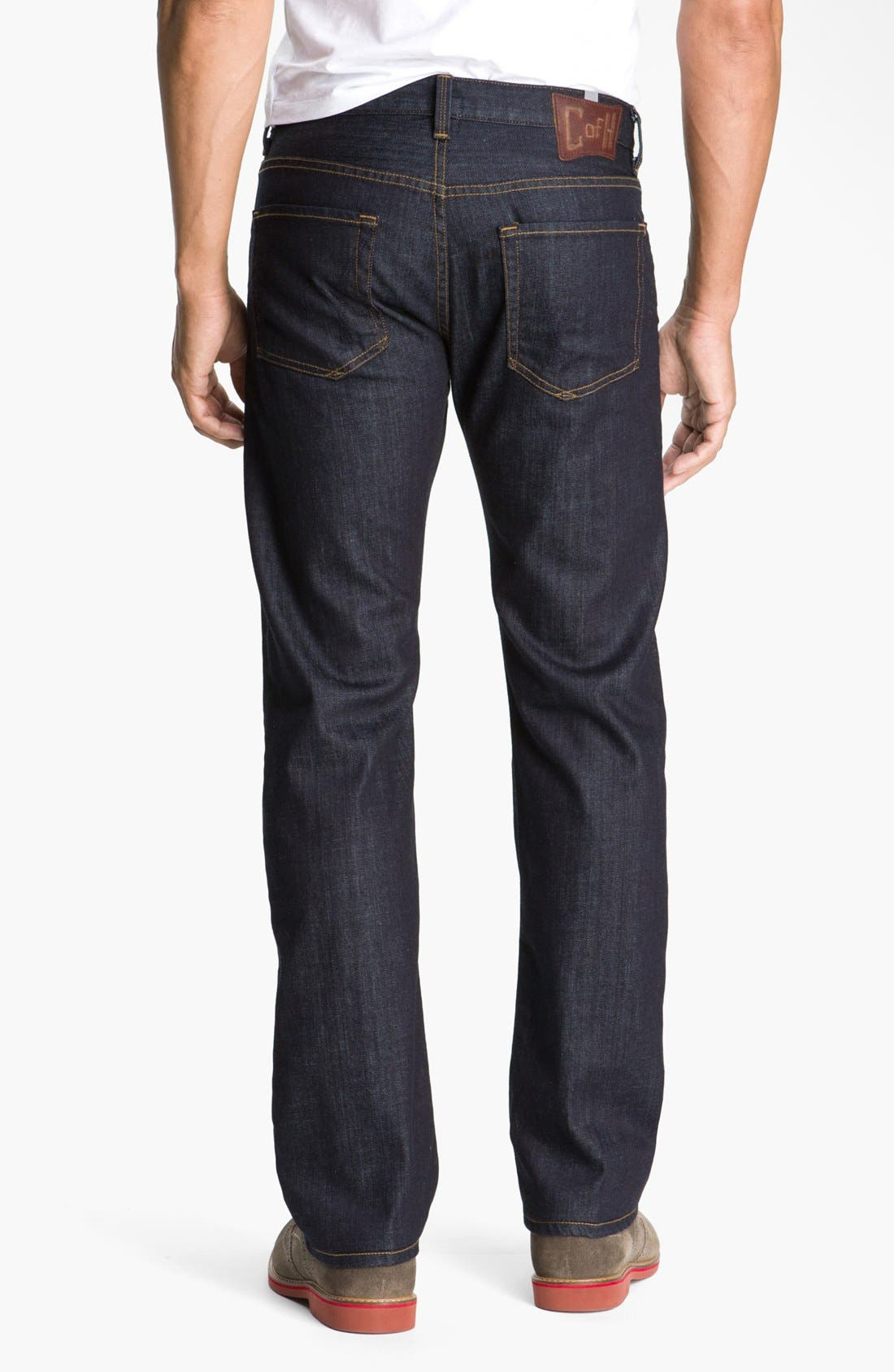 Alternate Image 2  - Citizens of Humanity 'Sid' Straight Leg Jeans (Ultimate) (Tall)