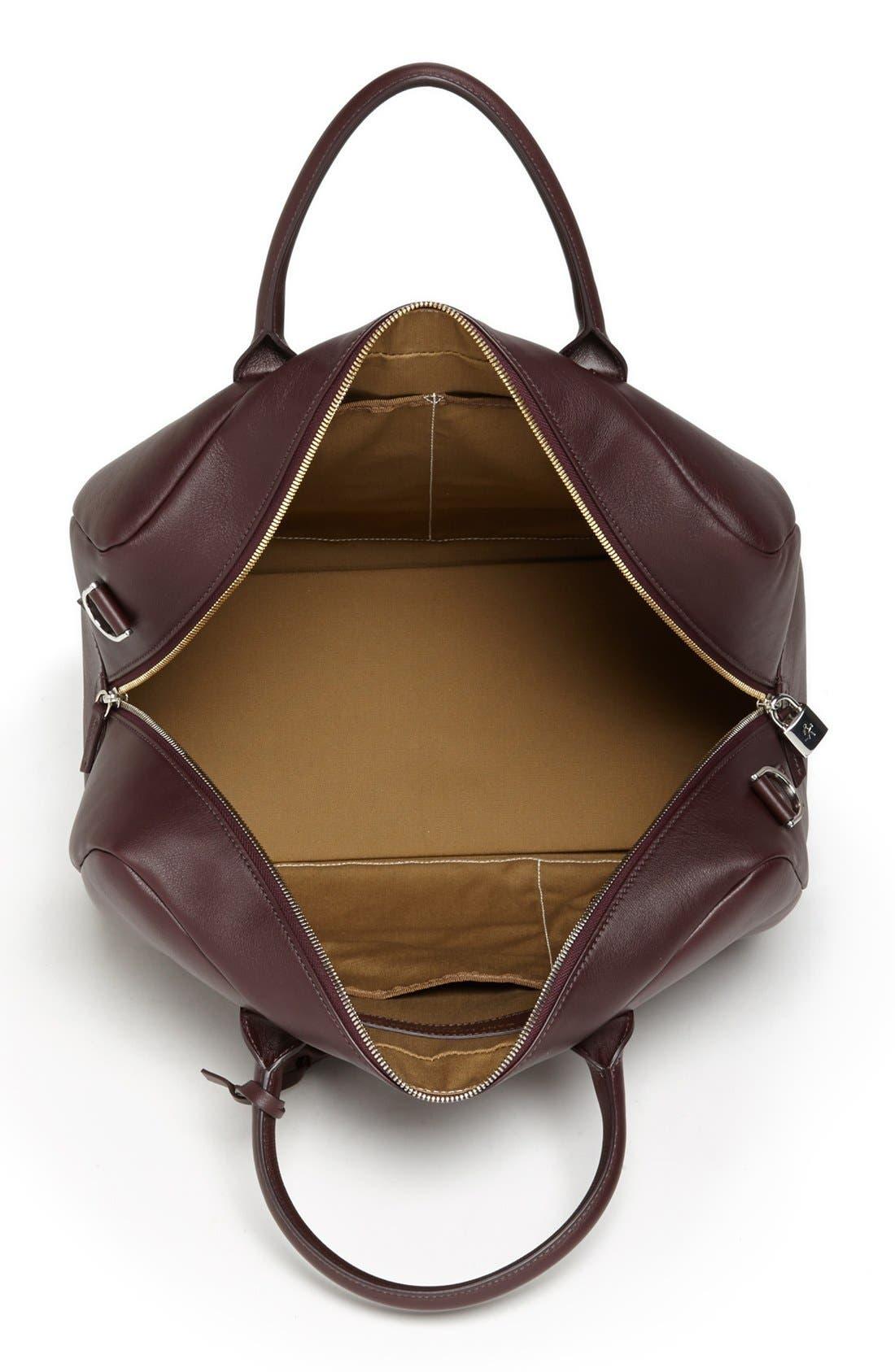 Alternate Image 3  - WANT Les Essentiels de la Vie 'Douglas' Leather Carryall Bag