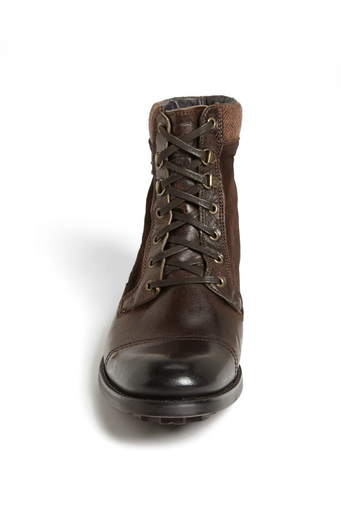 Alternate Image 3  - ZIGIny 'Bravo' Cap Toe Boot