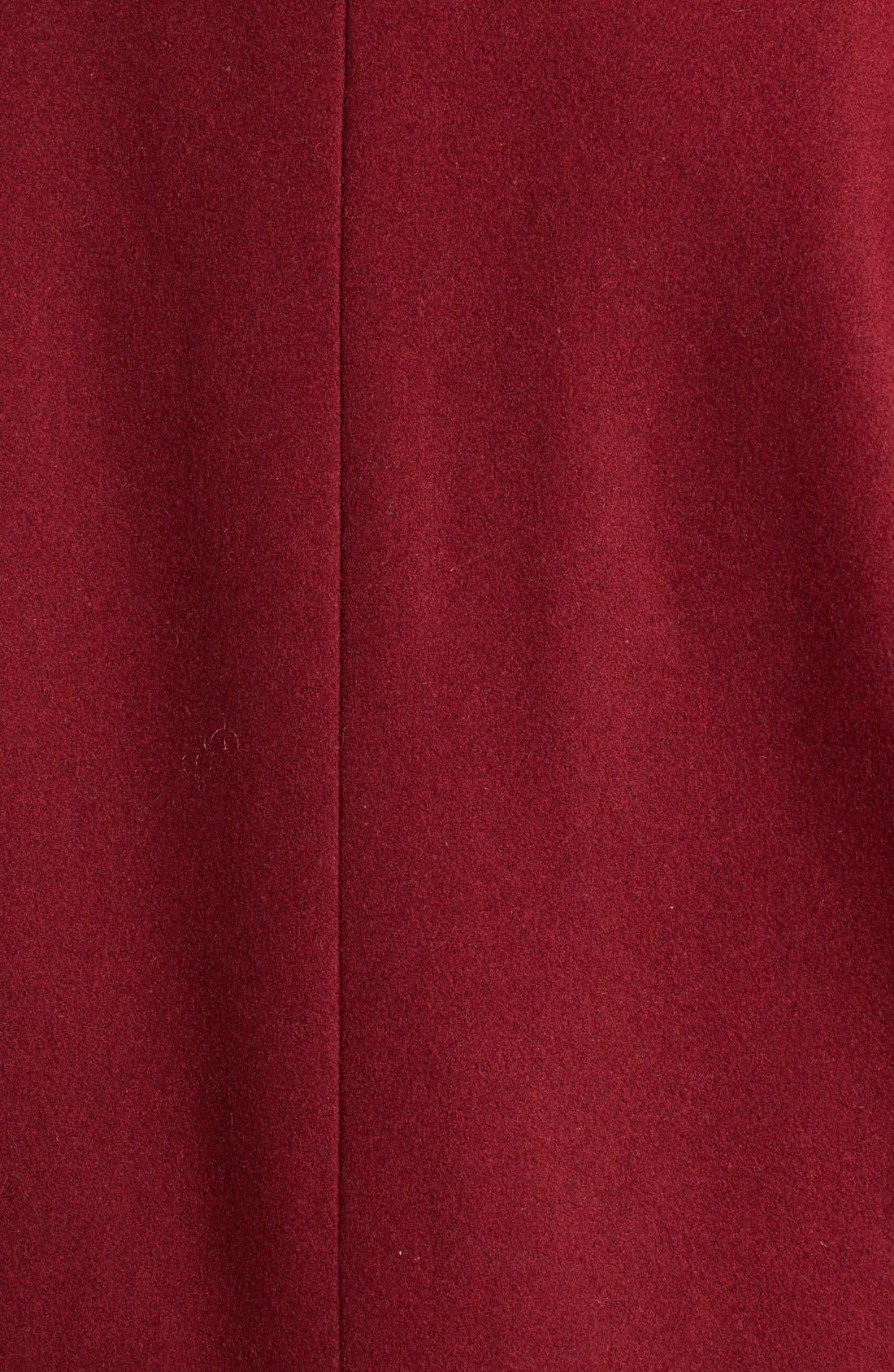 Alternate Image 3  - Ellen Tracy 'Clutch' Coat (Plus Size)
