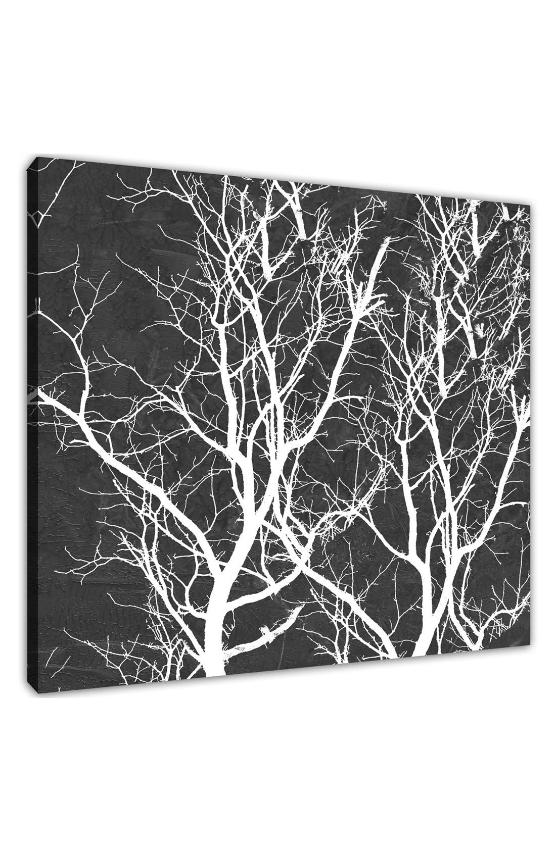 Alternate Image 2  - Green Leaf Art 'Light Forest' Wall Art