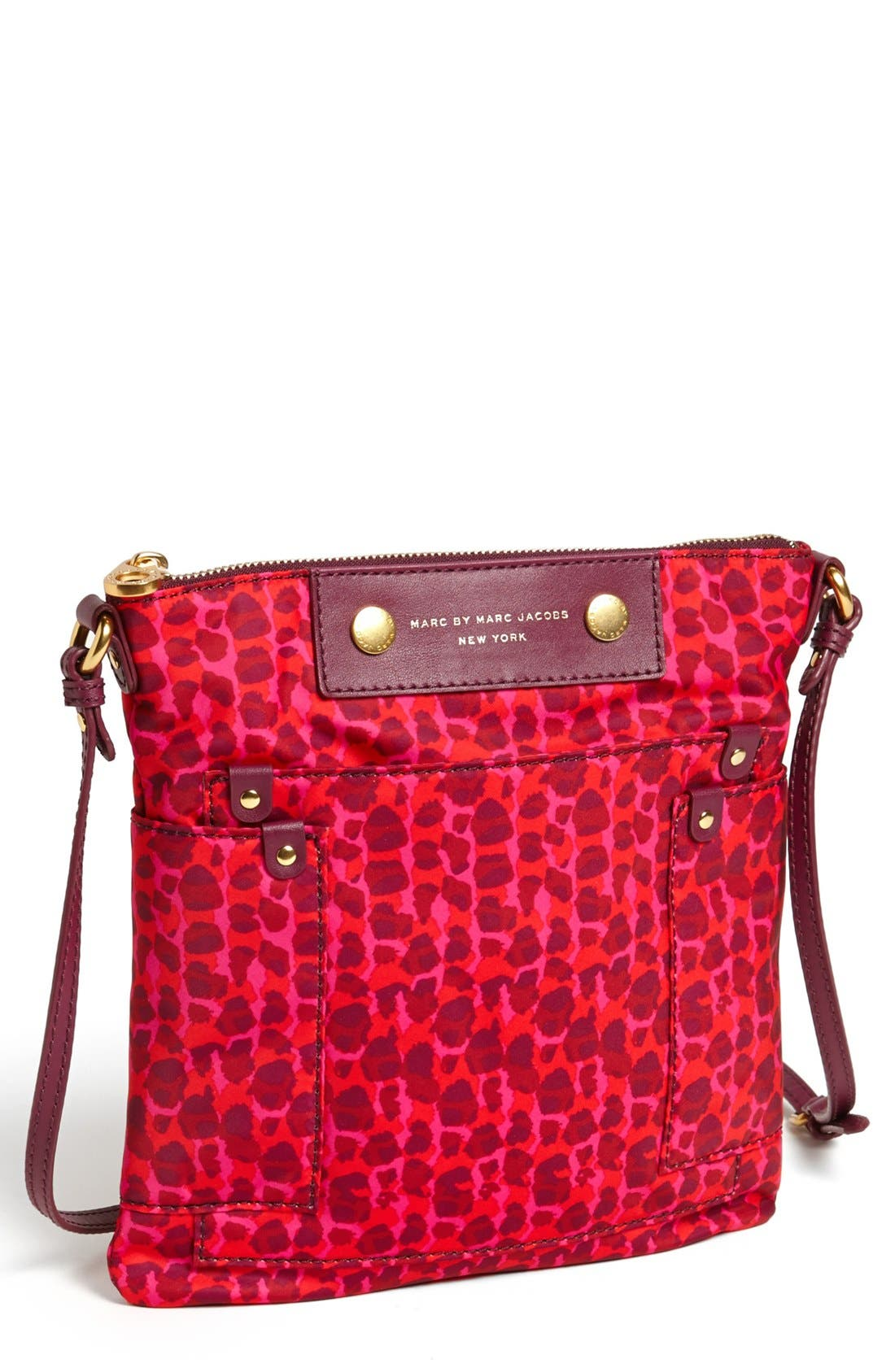 Main Image - MARC BY MARC JACOBS 'Preppy - Isa' Crossbody Bag, Small