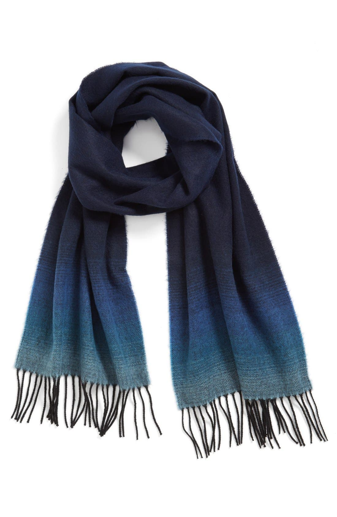 Main Image - David & Young 'Softer Than Cashmere' Plaid Scarf
