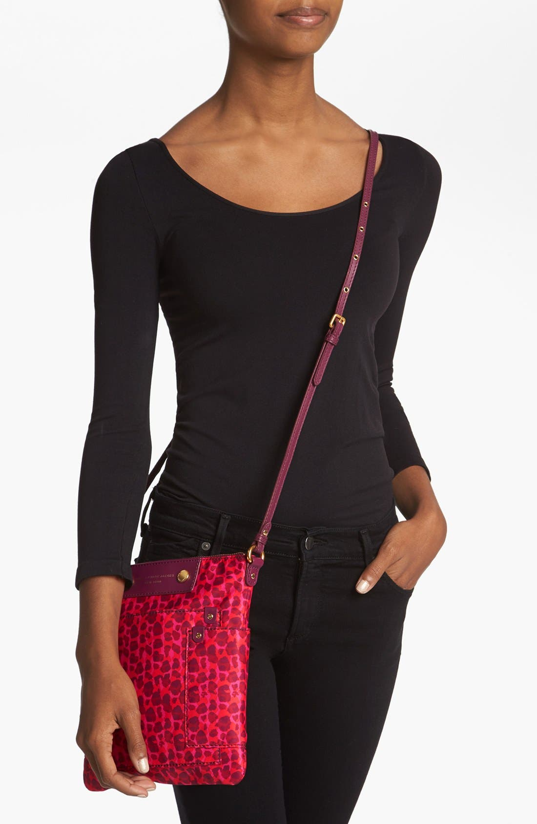 Alternate Image 2  - MARC BY MARC JACOBS 'Preppy - Isa' Crossbody Bag, Small