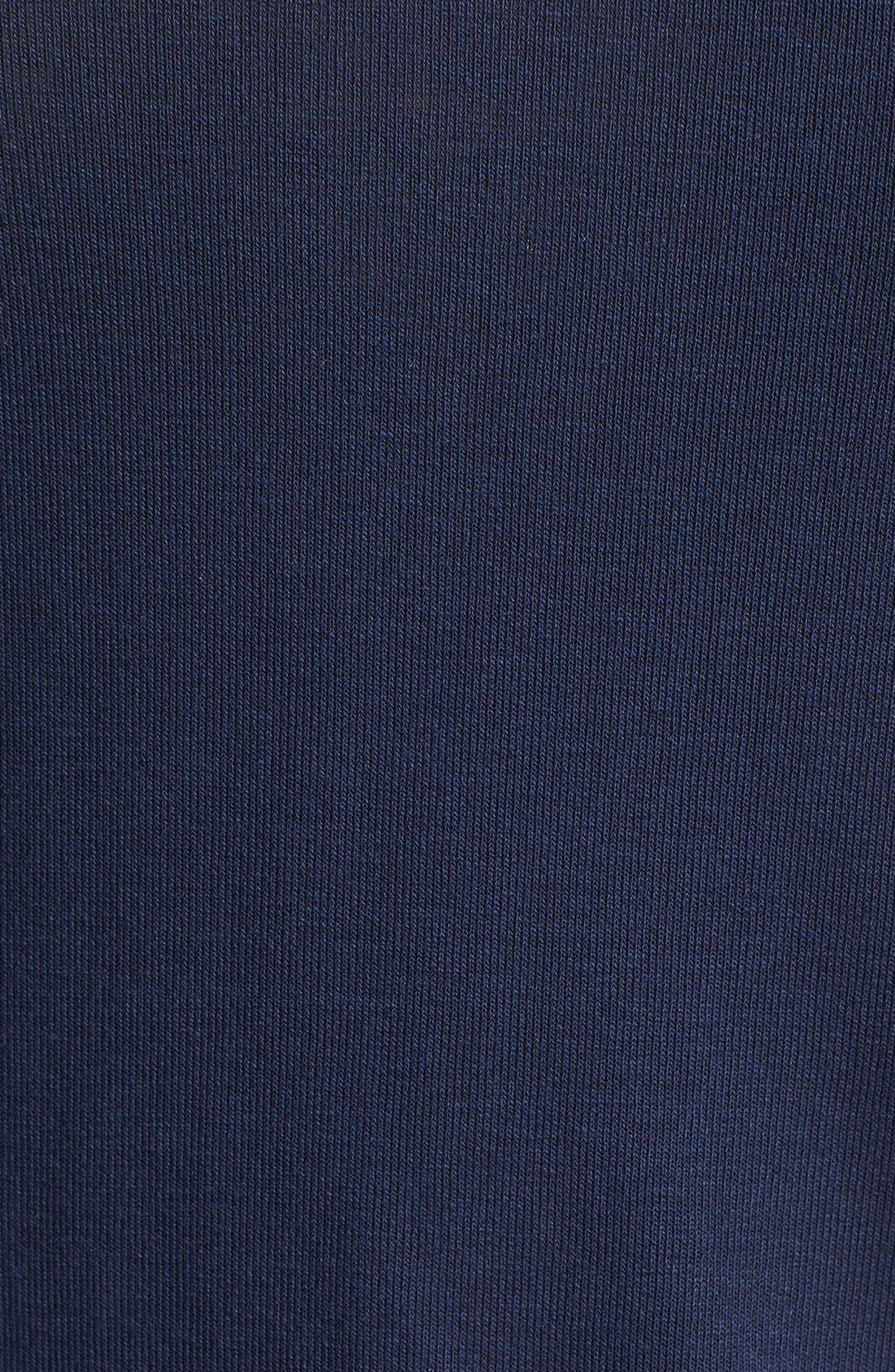 Alternate Image 3  - Splendid Stripe Sleeve Baseball Tee
