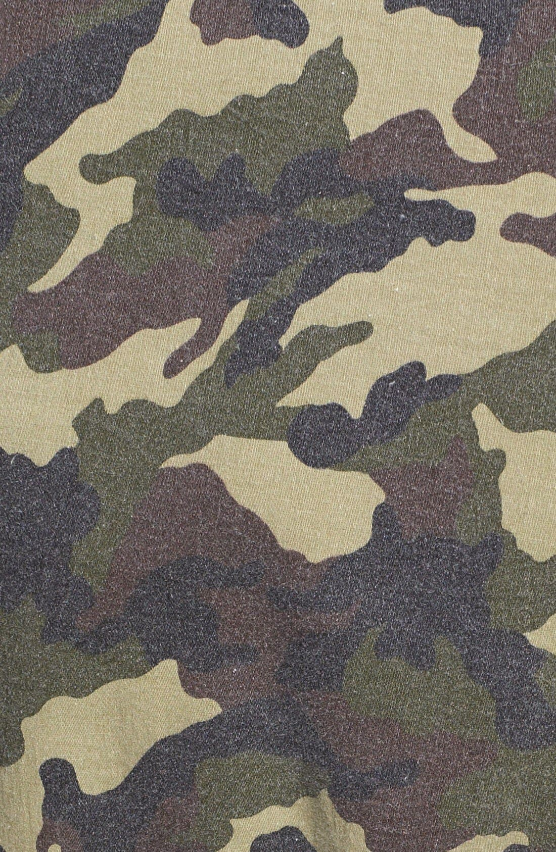 Alternate Image 3  - KUT from the Kloth 'Nolan' Camo Print Jacket