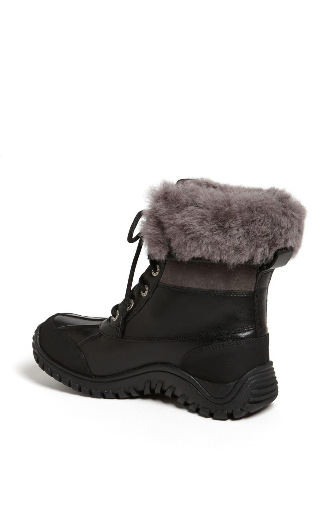 Alternate Image 2  - UGG® Adirondack II Waterproof Boot (Women)
