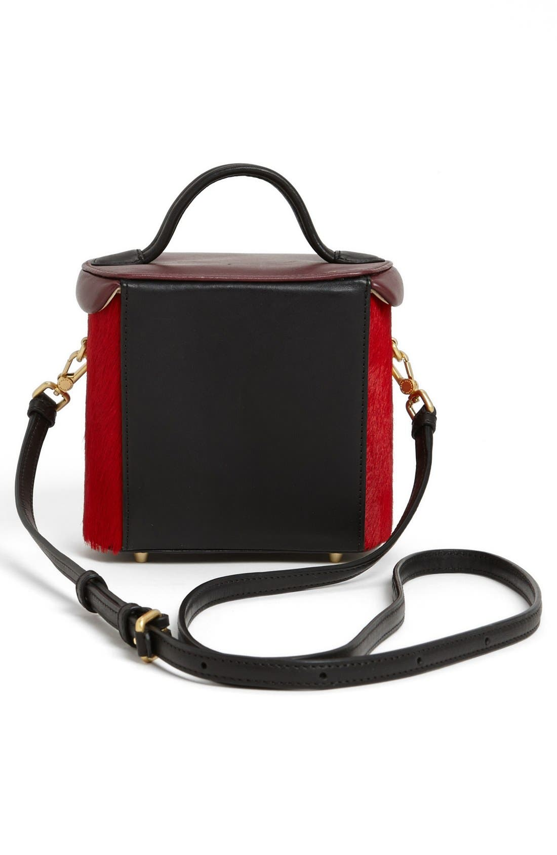Alternate Image 4  - MARC BY MARC JACOBS 'Allegra' Crossbody Bag