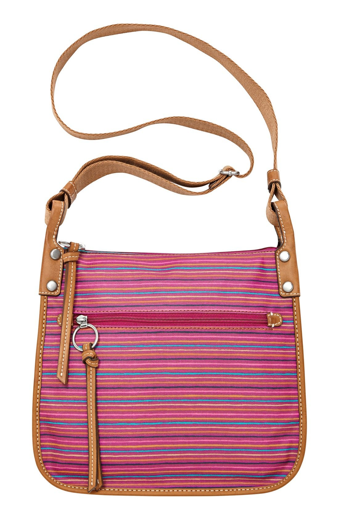 Alternate Image 3  - Fossil 'Key-Per' Crossbody Bag