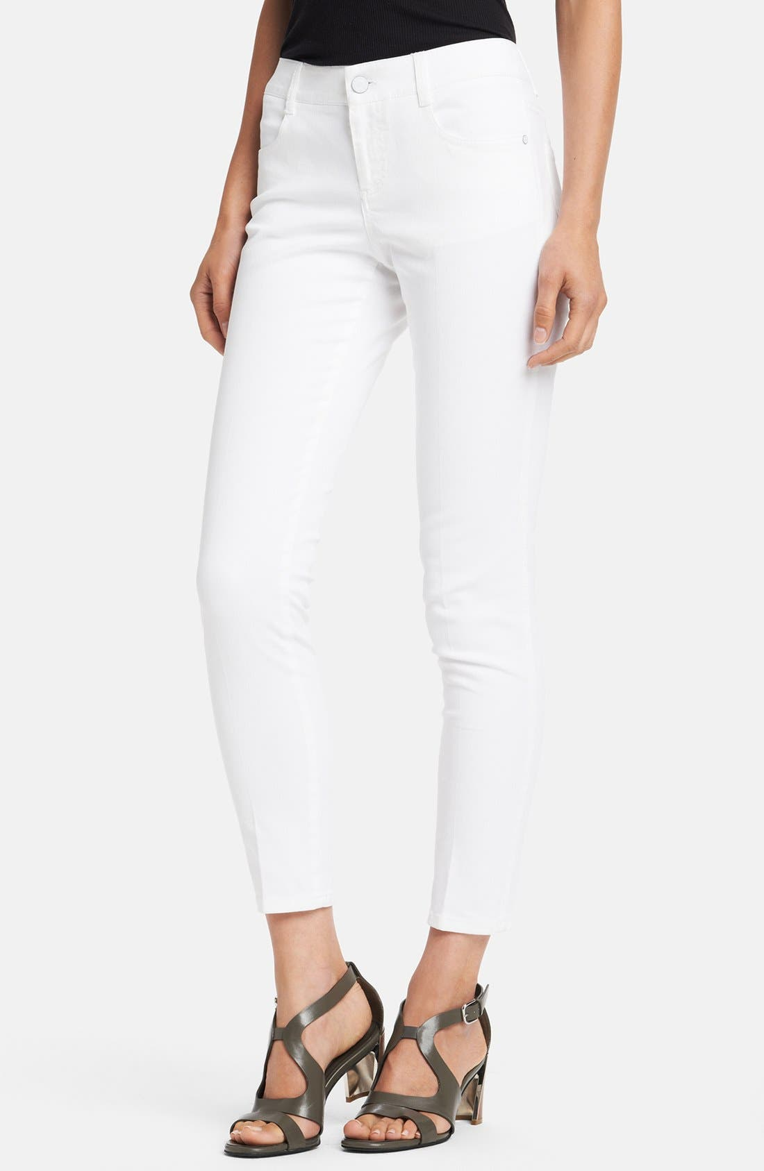 Alternate Image 1 Selected - Stella McCartney 'Simone' Skinny Ankle Grazer Jeans