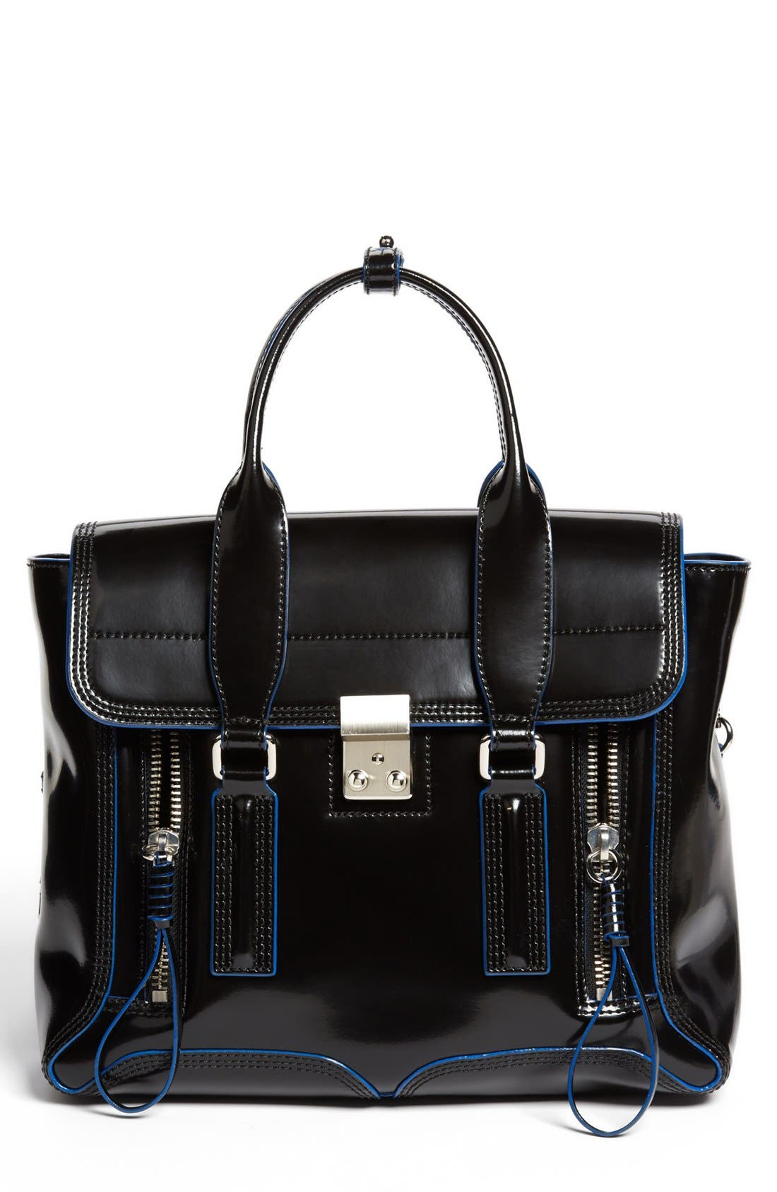 Alternate Image 1 Selected - 3.1 Phillip Lim 'Medium Pashli' Spazzolato Leather Satchel