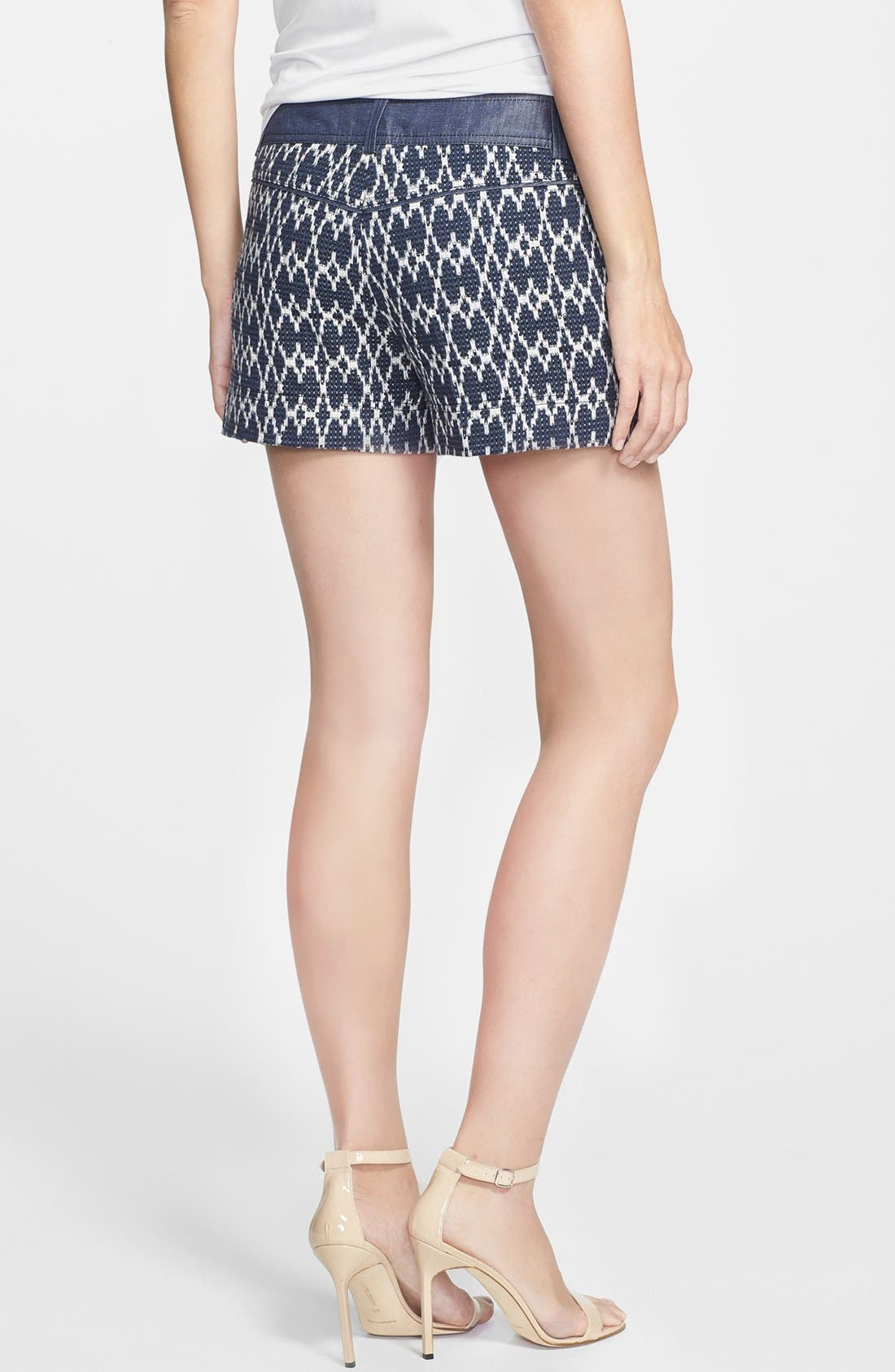 Alternate Image 2  - Trina Turk 'Santiago' Cotton Blend Shorts
