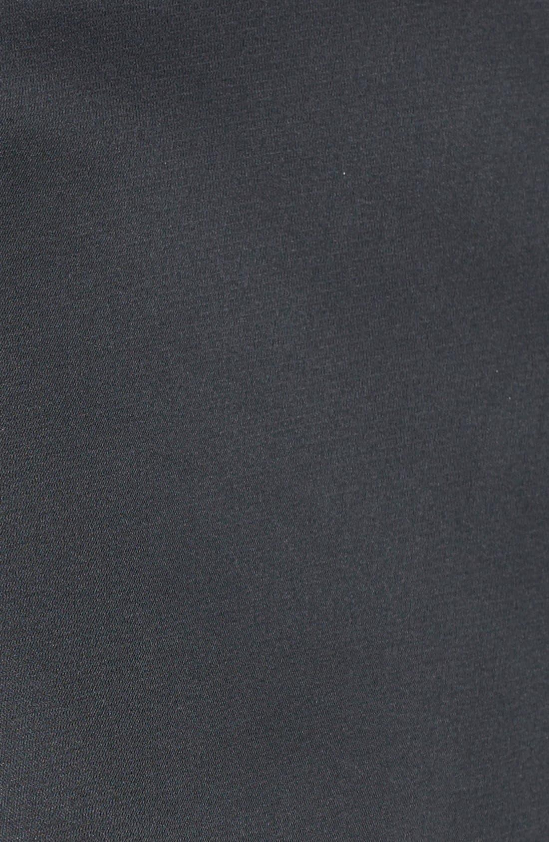 Alternate Image 3  - St. John Collection Duchesse Asymmetrical Wrap