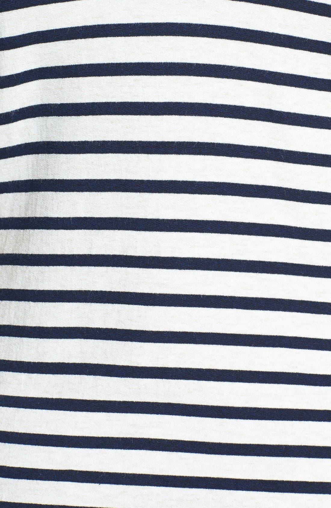 Alternate Image 3  - Trina Turk 'Matey' Stripe French Terry Tank