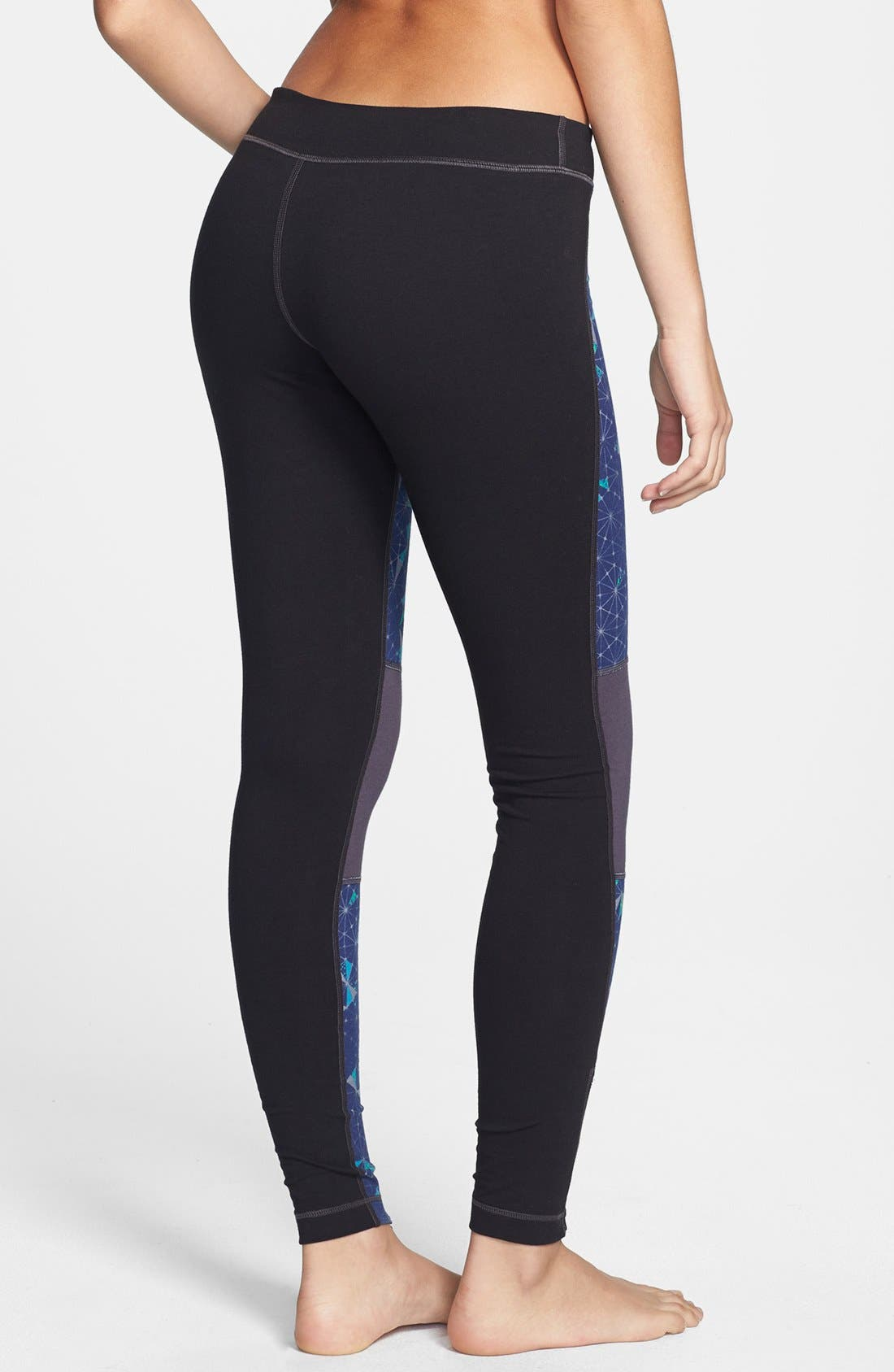 Alternate Image 2  - Unit-Y 'Distance' Printed Leggings