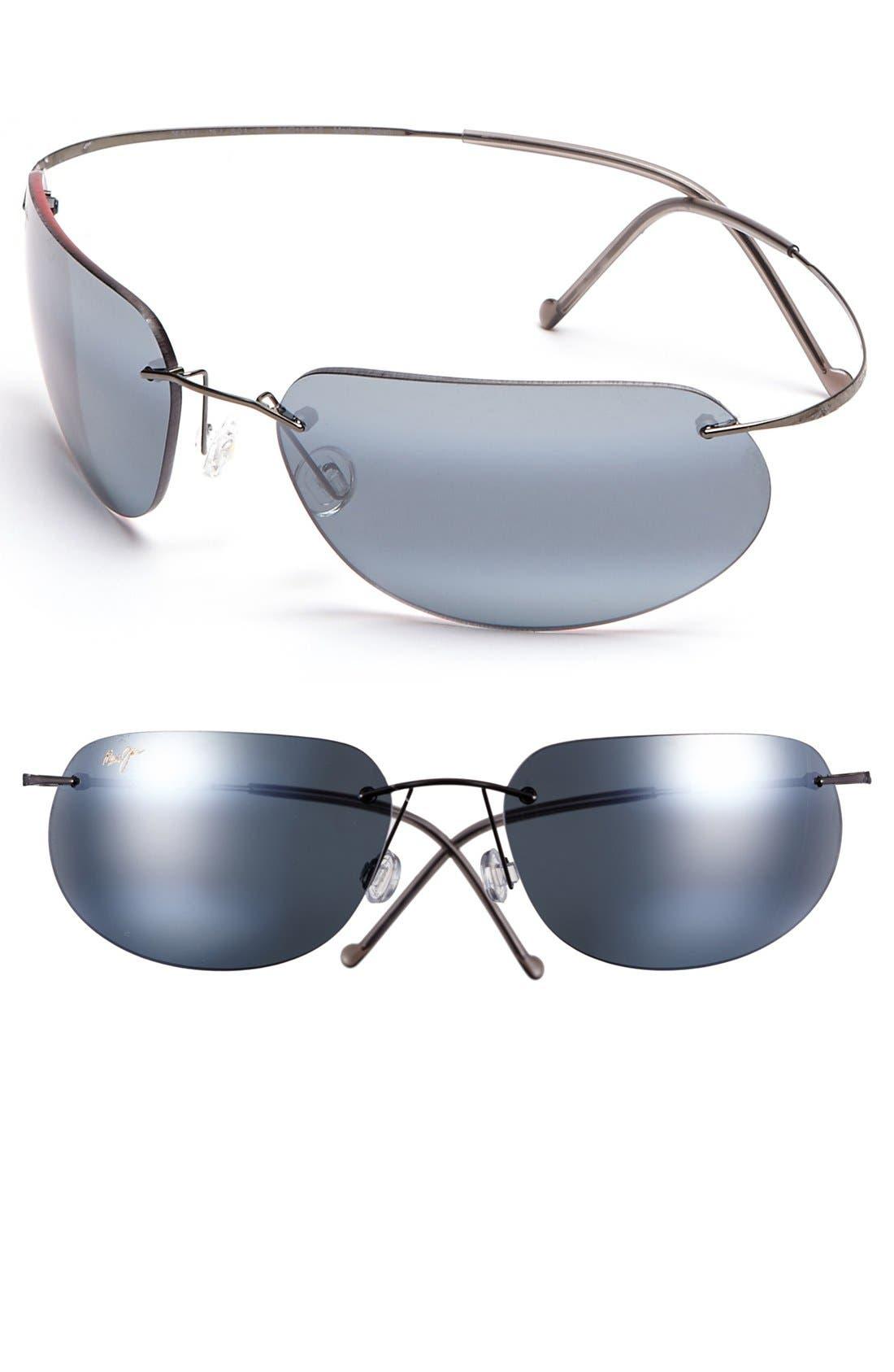 Main Image - Maui Jim 'Ka'anapali - PolarizedPlus®2' 65mm Sunglasses
