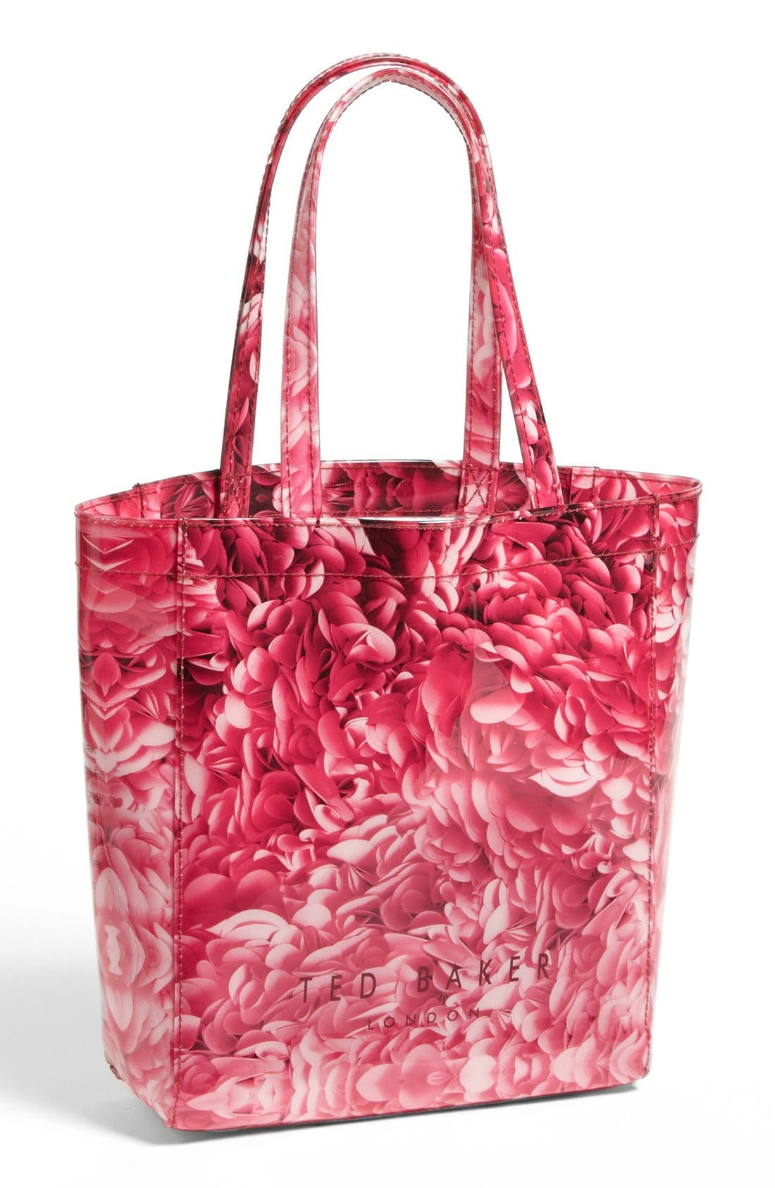 Alternate Image 1 Selected - Ted Baker London 'Holiday - Rosette Ikon' Tote