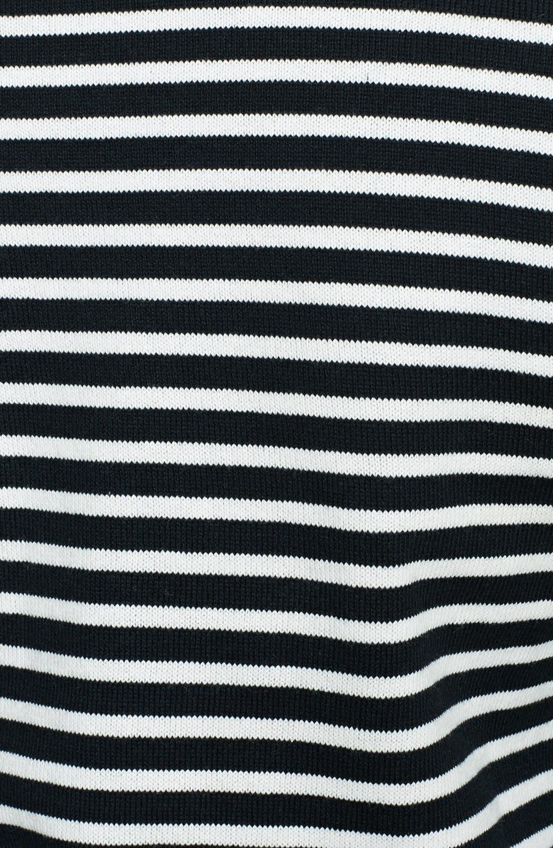Alternate Image 4  - Whetherly 'Liam' Stripe Knit Sweater